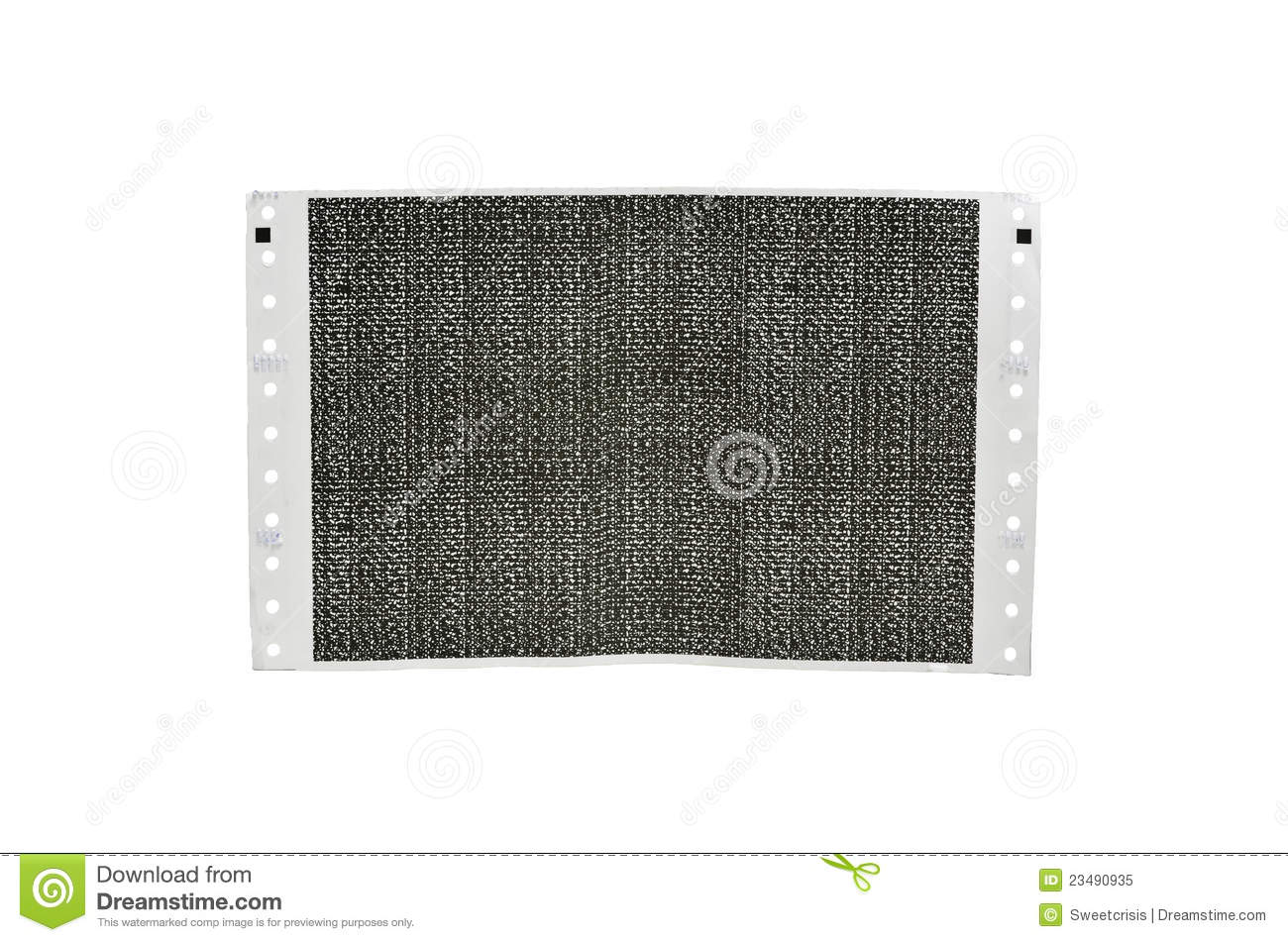Pay Slip Paper Reflaction Salary Slip Paper Photo Image – Payslip Free Download