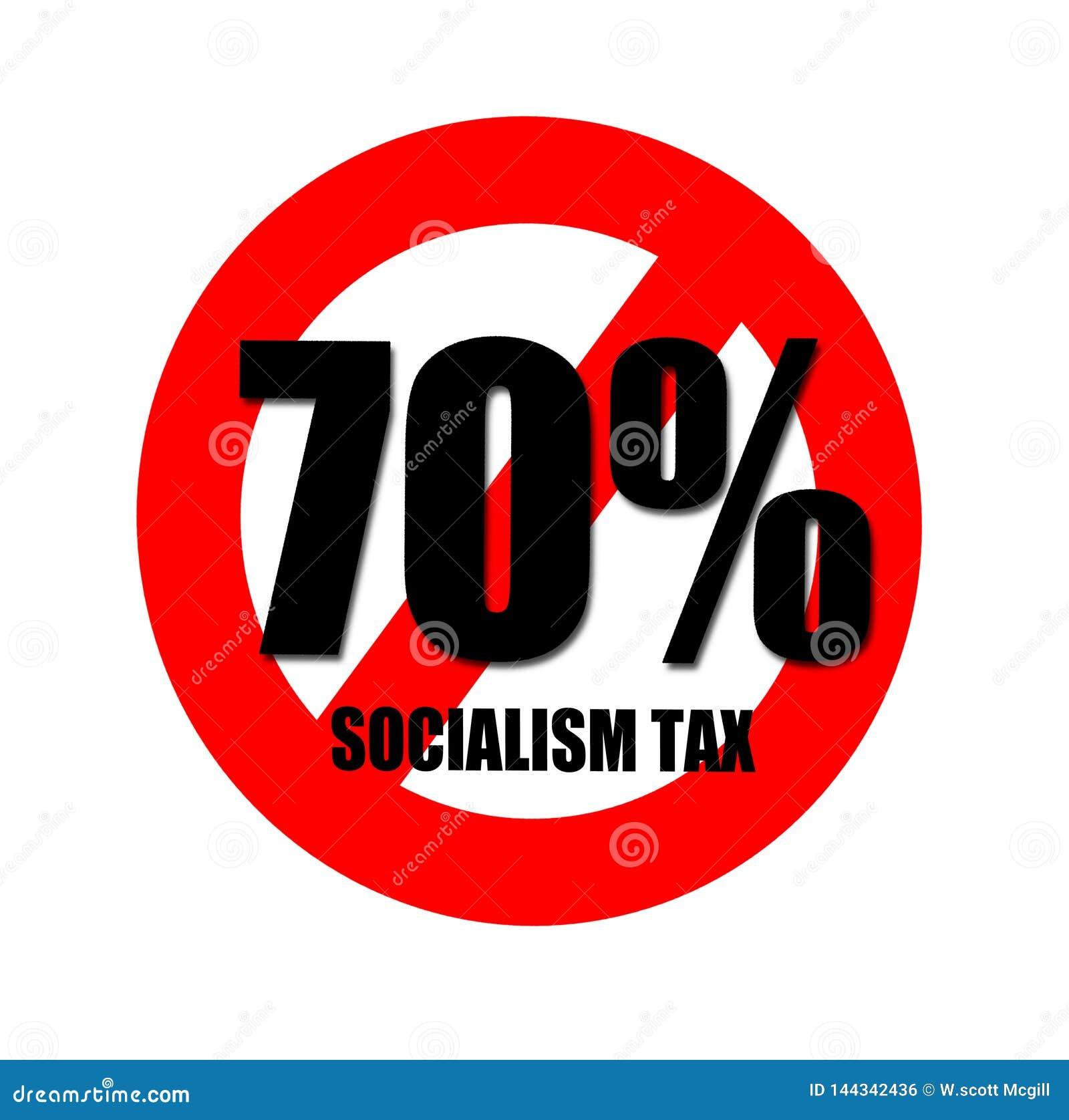 Pay your 70  Socialist Tax