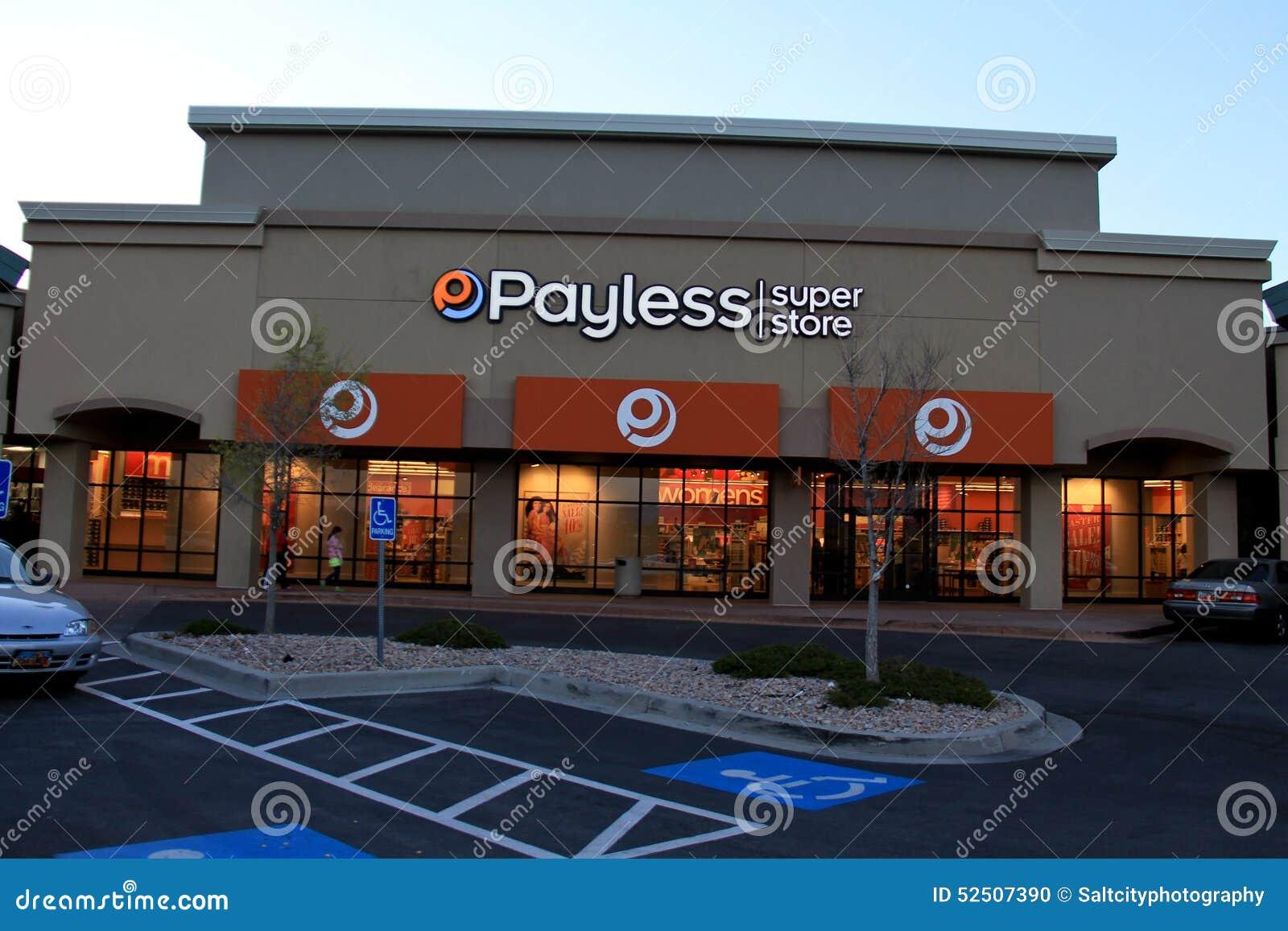 Payless Shoes In West Jordan Utah