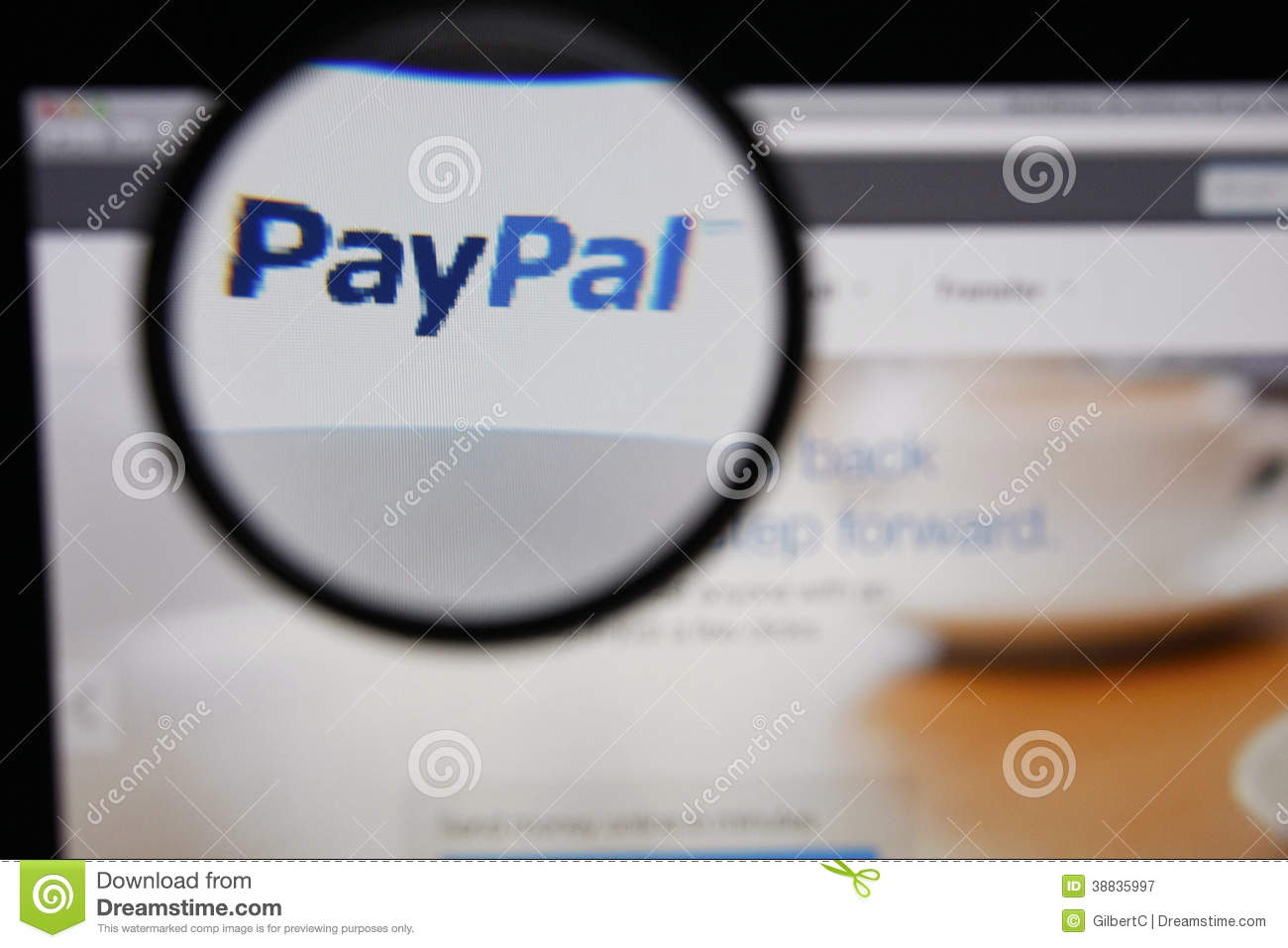 Paypal editorial photography image of economy commerce 38835997 paypal editorial stock photo biocorpaavc Choice Image
