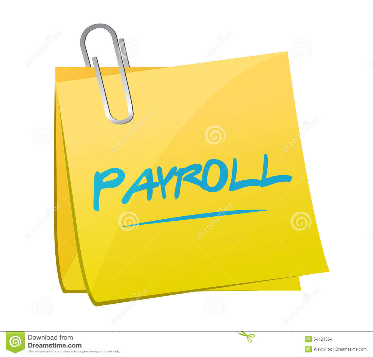 employee payroll sheet