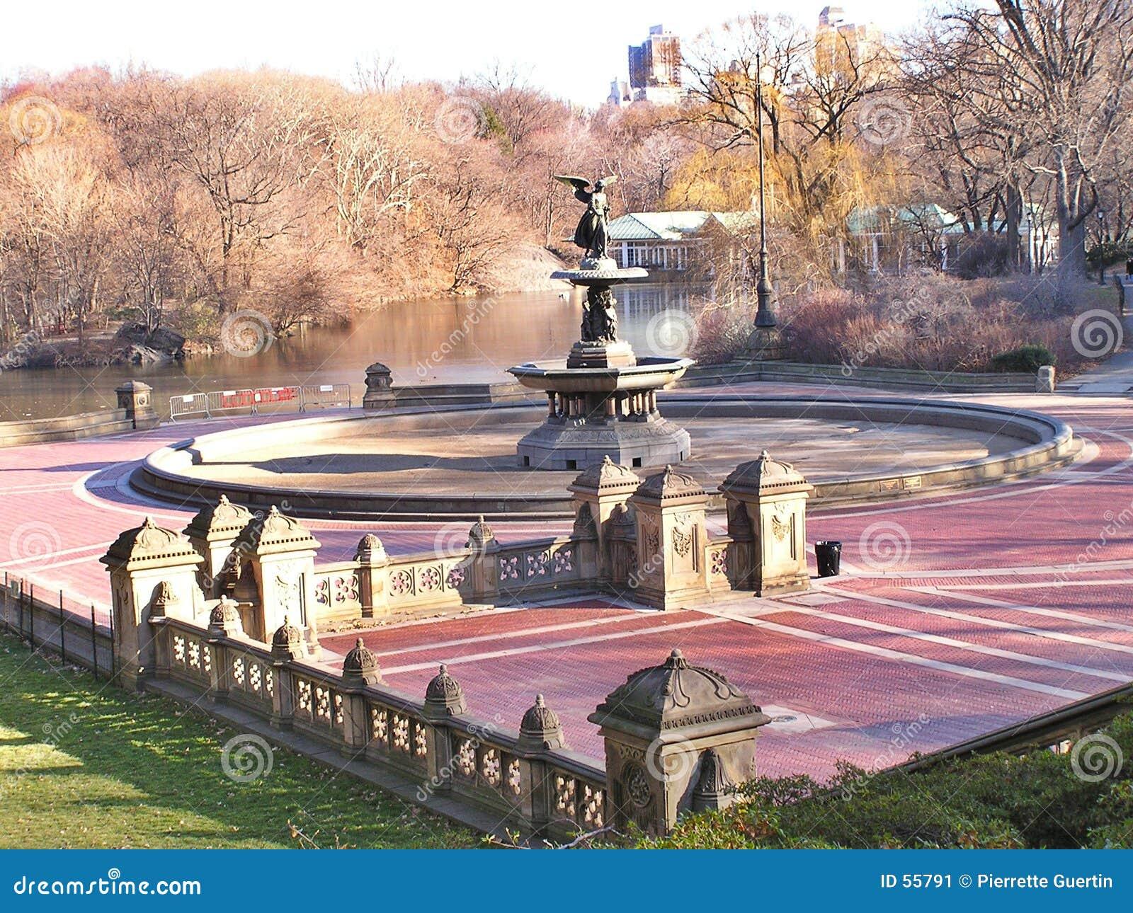 Download Paysage 3 de Central Park image stock. Image du historique - 55791