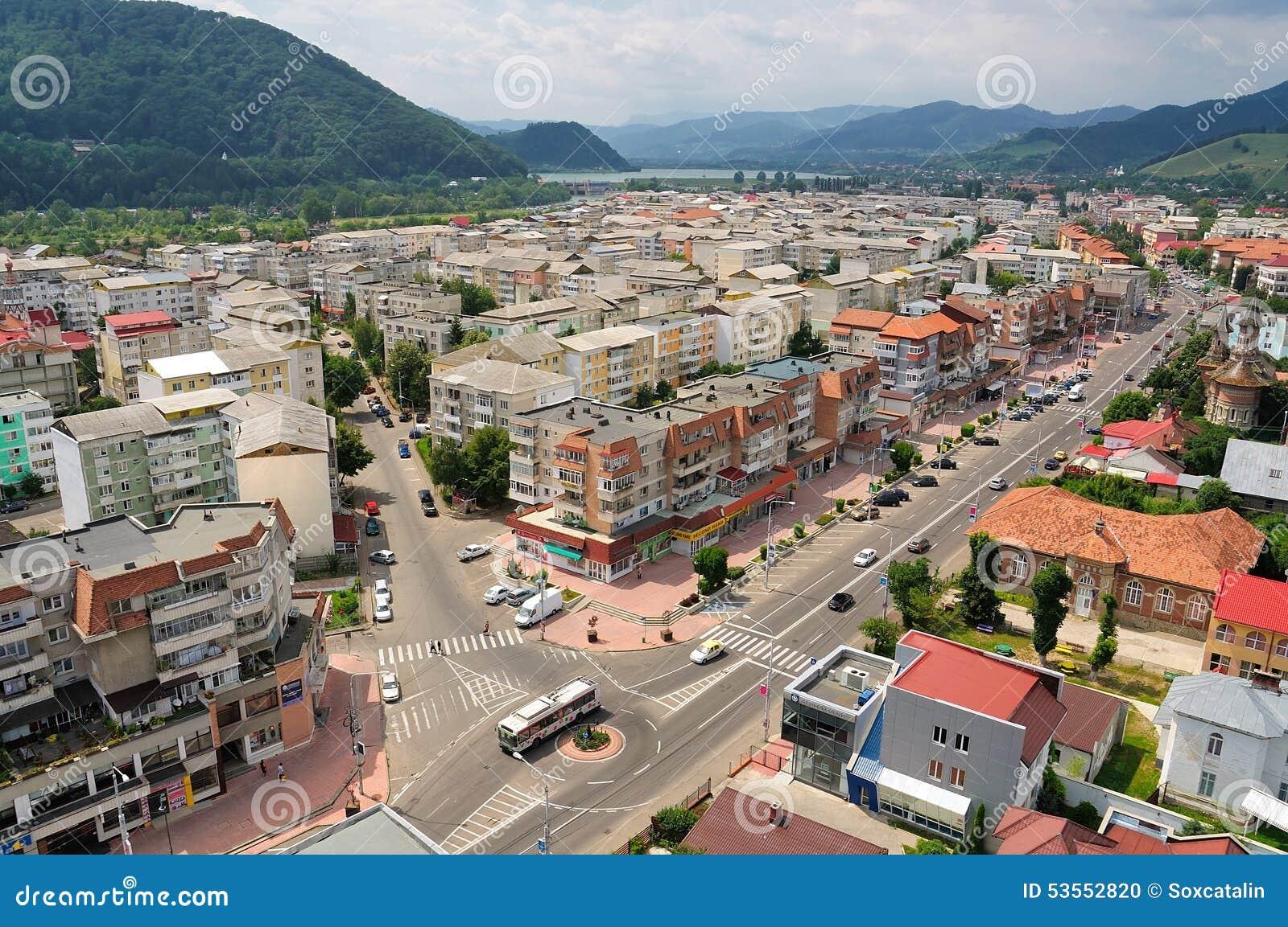 Infos sur roumanie paysage ville vacances arts for Paysage de ville
