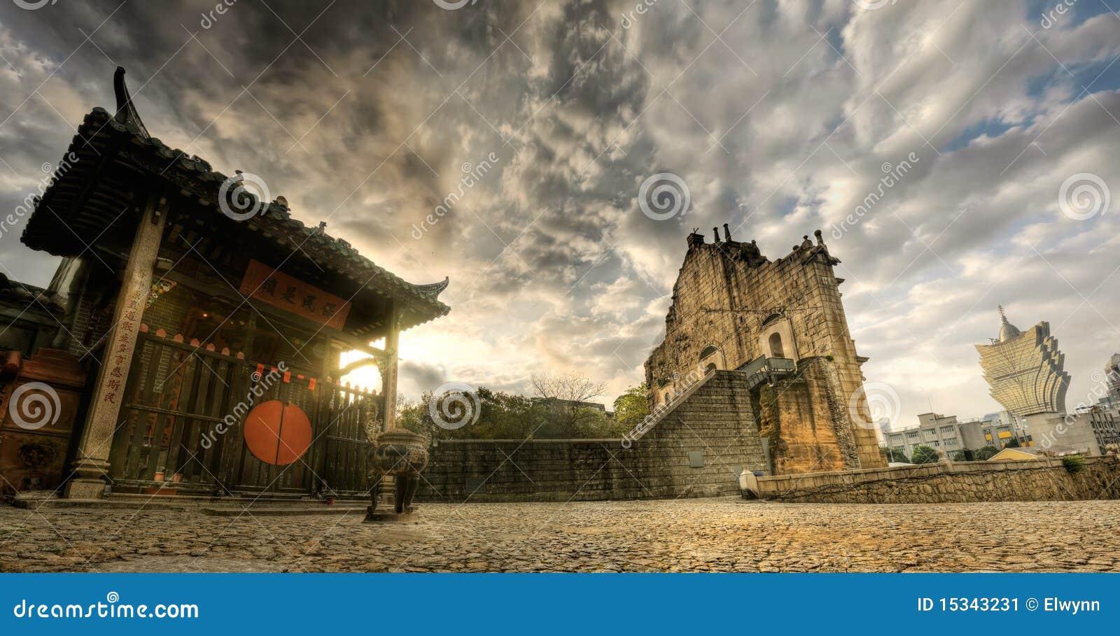 Paysage du Macao