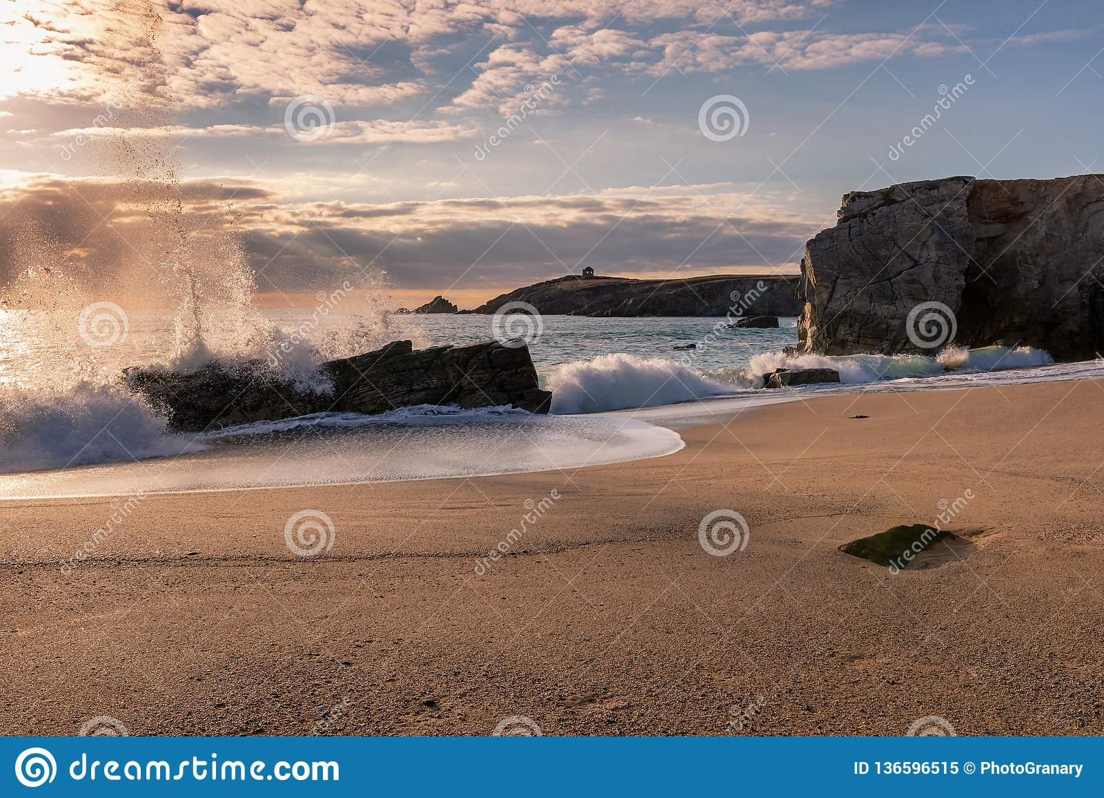 Paysage français - la Bretagne