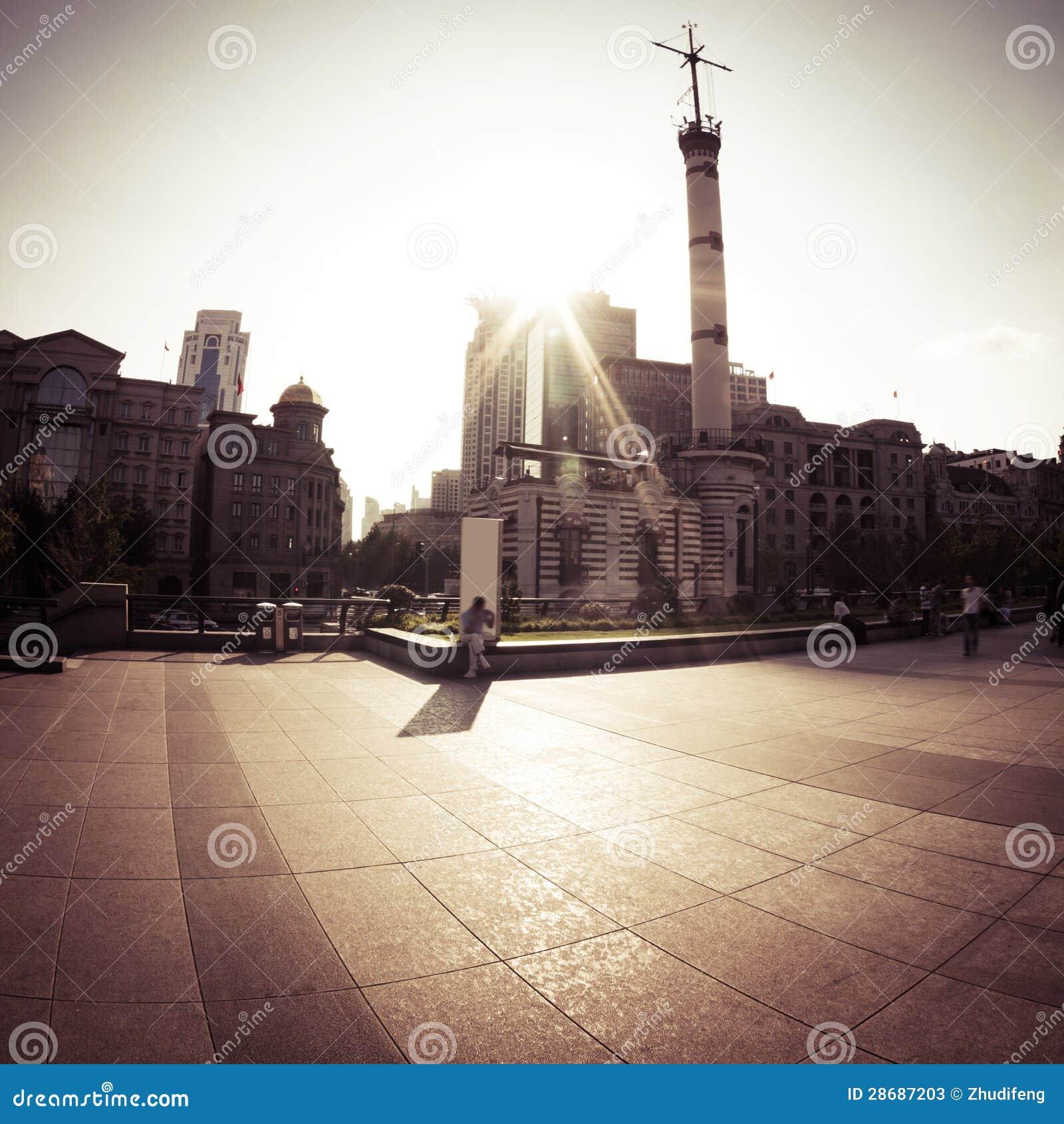 Paysage urbain de ville moderne photos stock image 28687203 for Paysage de ville