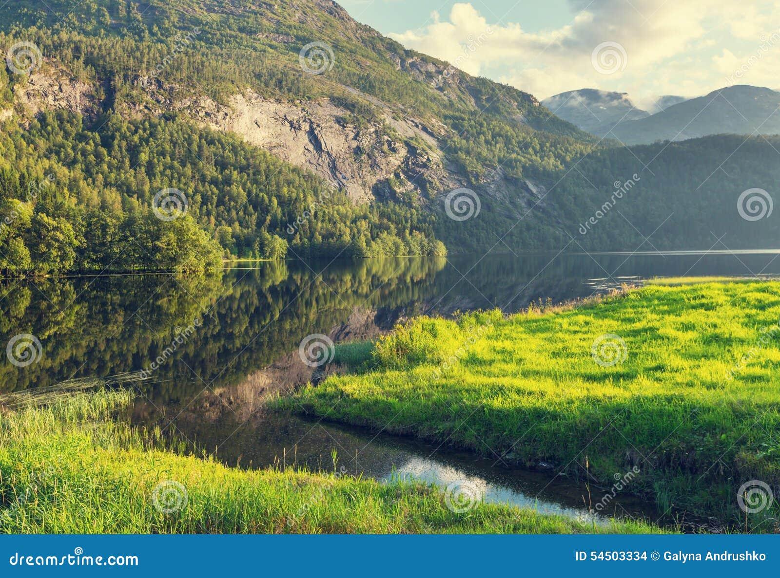 Paysages de la Norvège