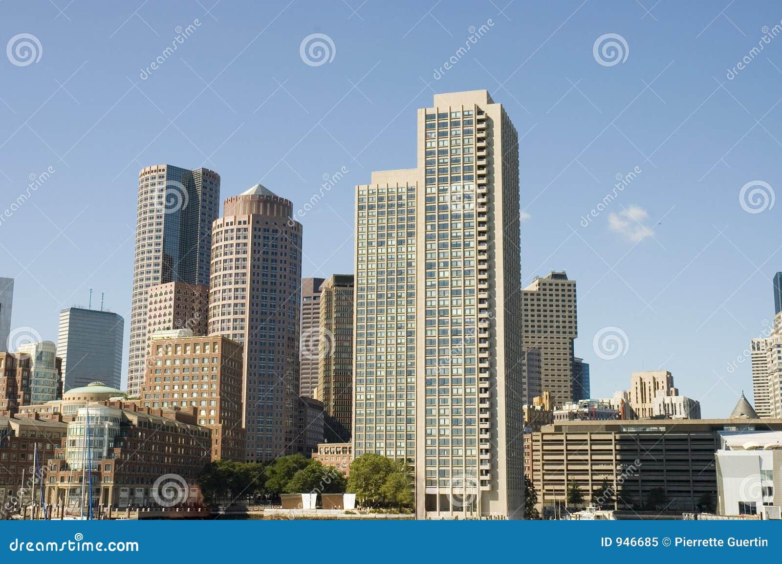 Paysages urbains de Boston