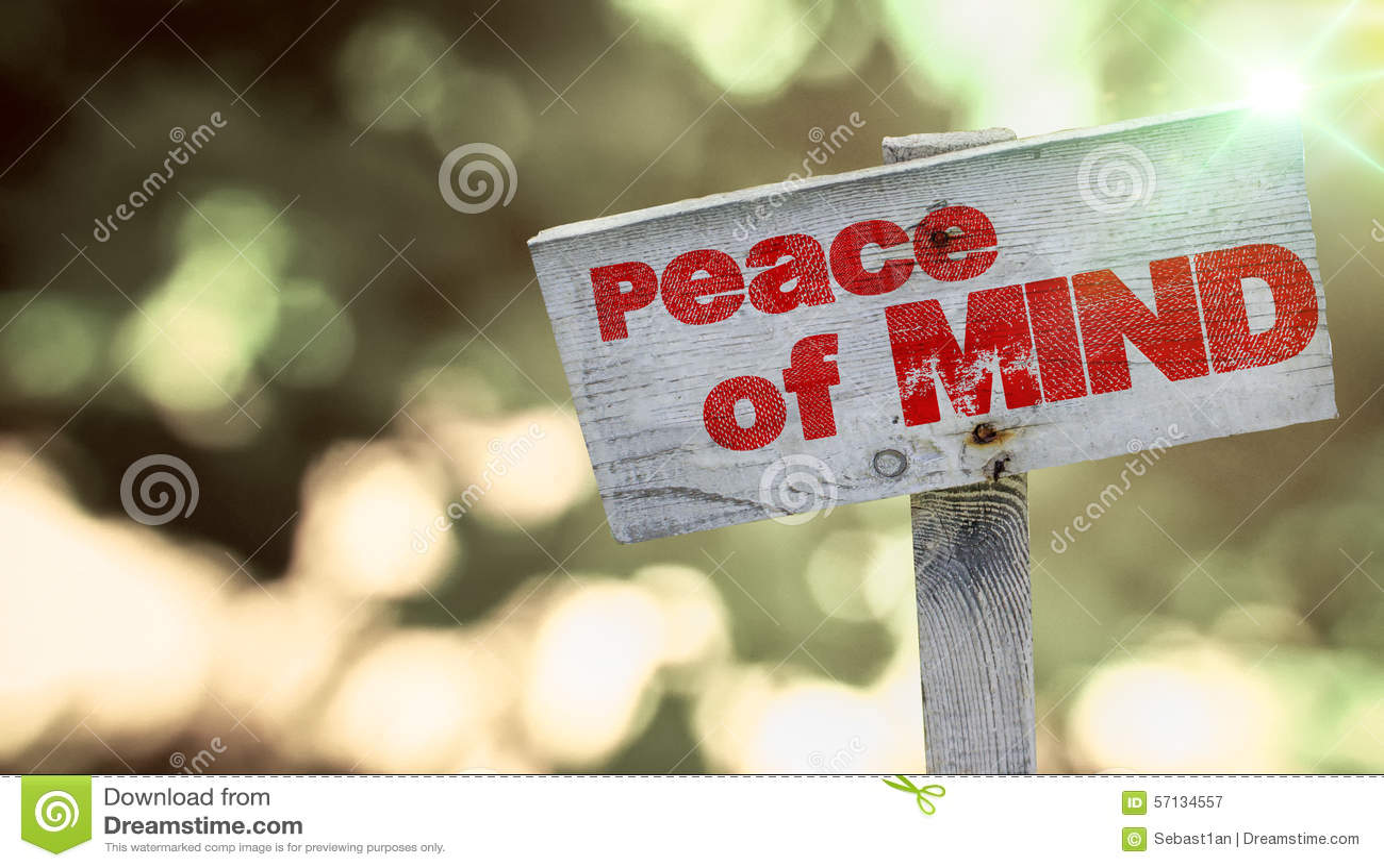Paz de espírito
