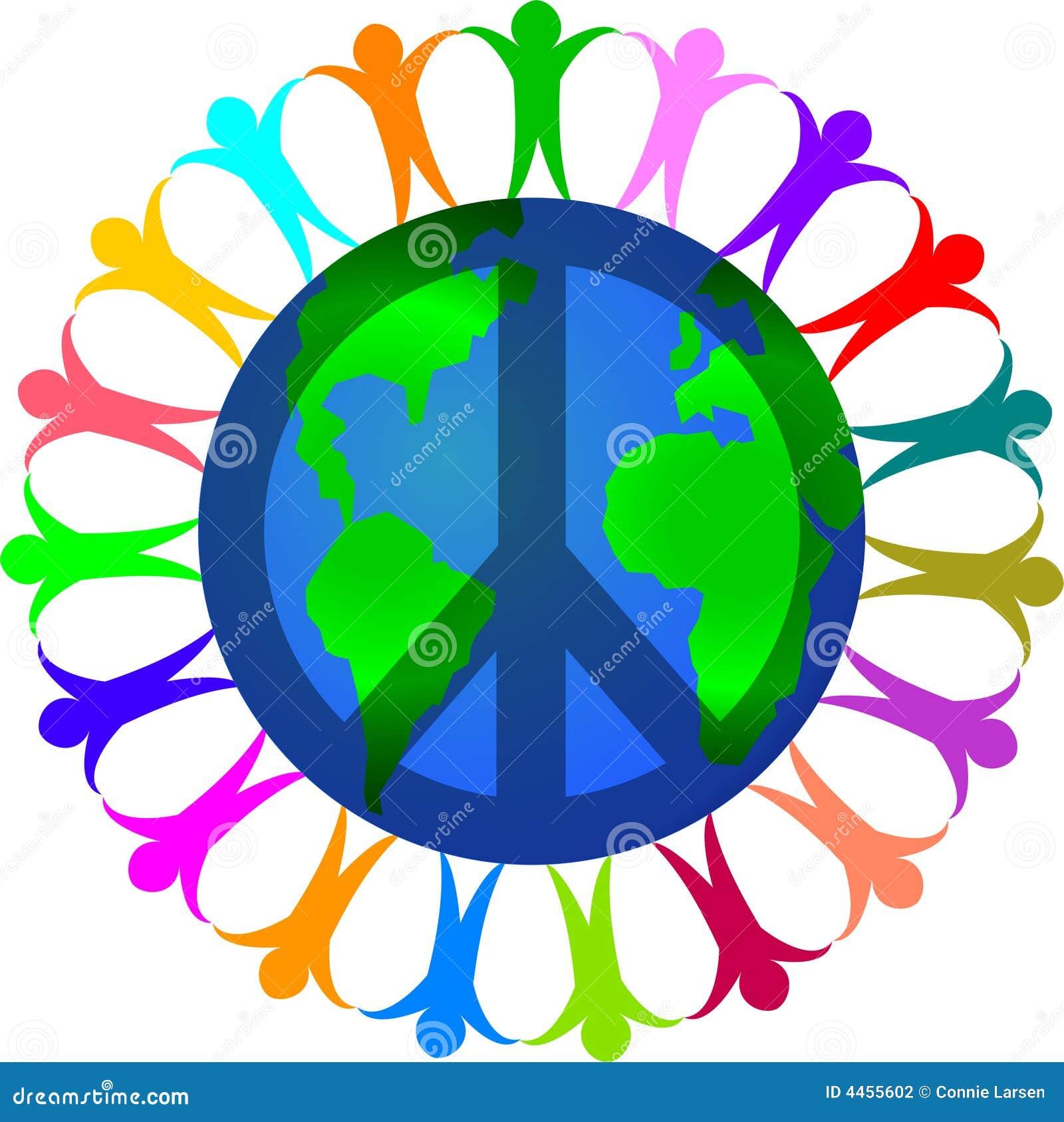Paz en un mundo de la diversidad