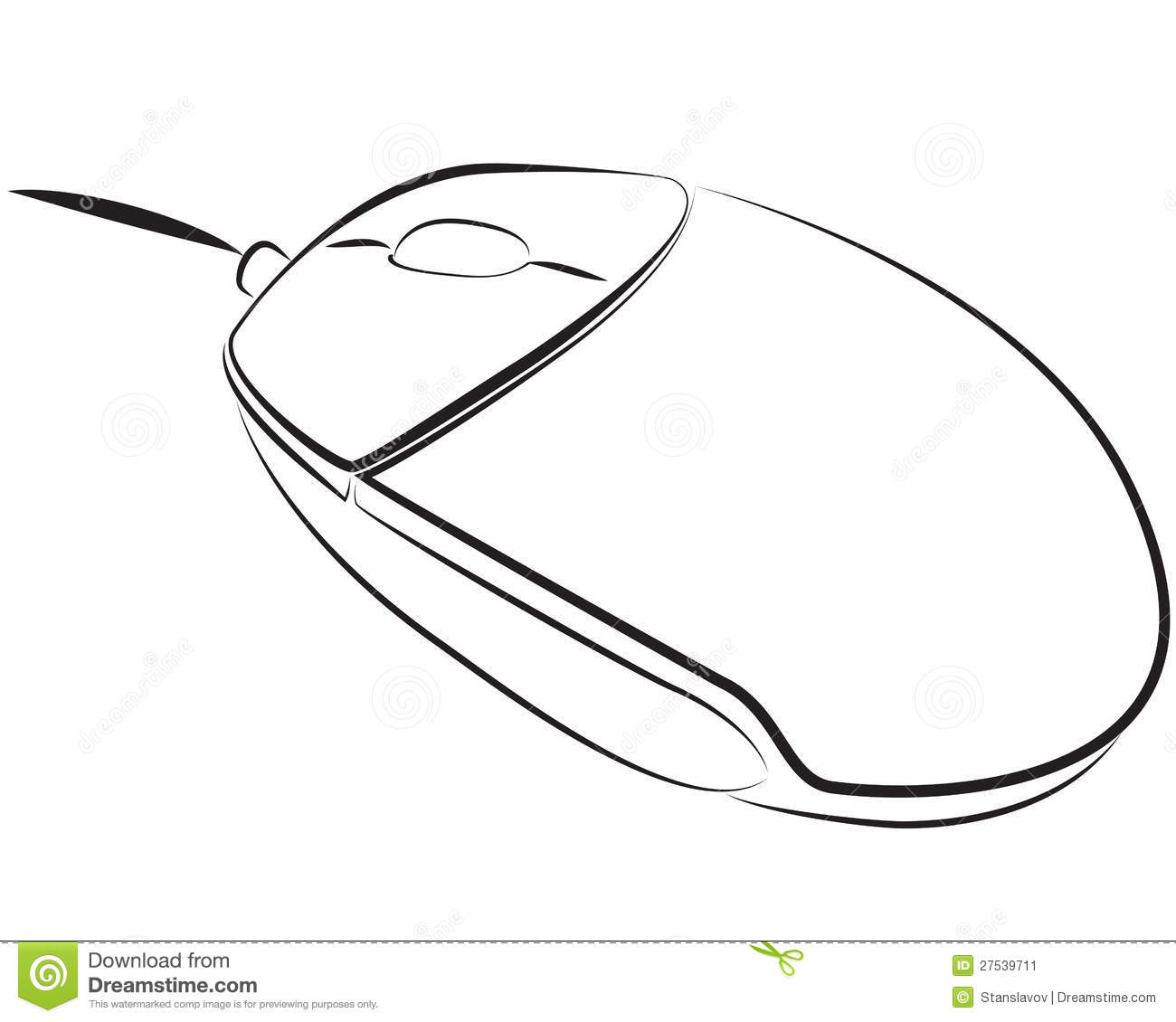 Pc Mouse Stock Image - Image: 27539711