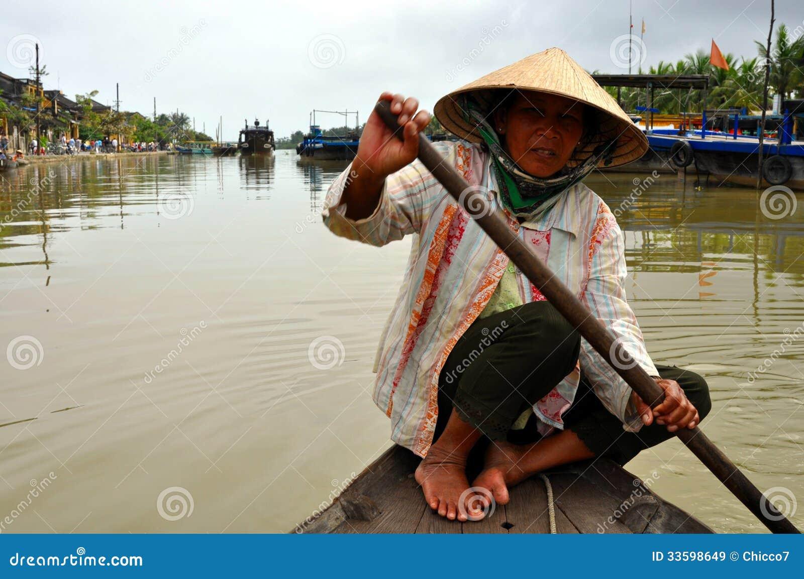 P cheur typique du vietnam image stock ditorial image 33598649 - Objet typique anglais ...