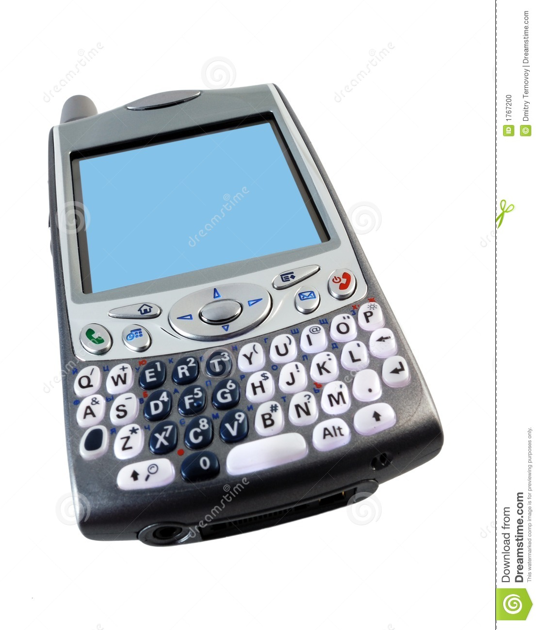 Pda cell phone