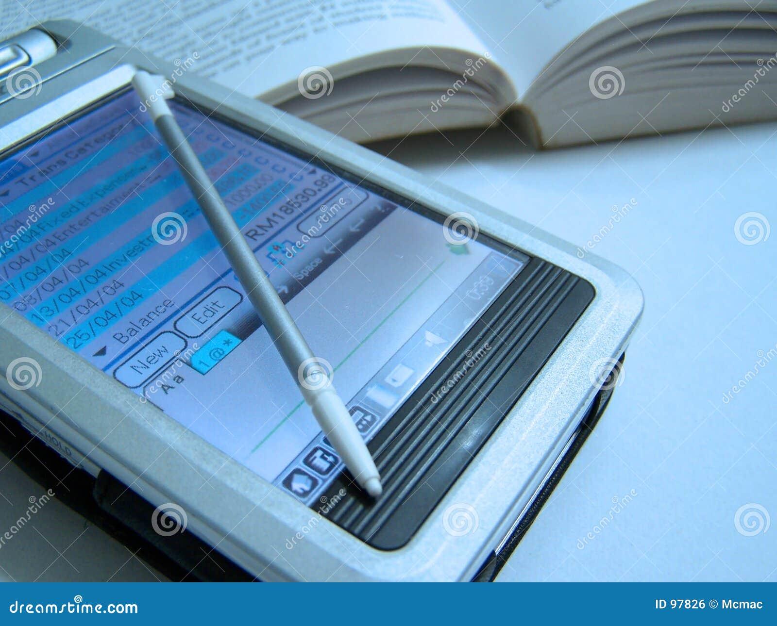 PDA et livre