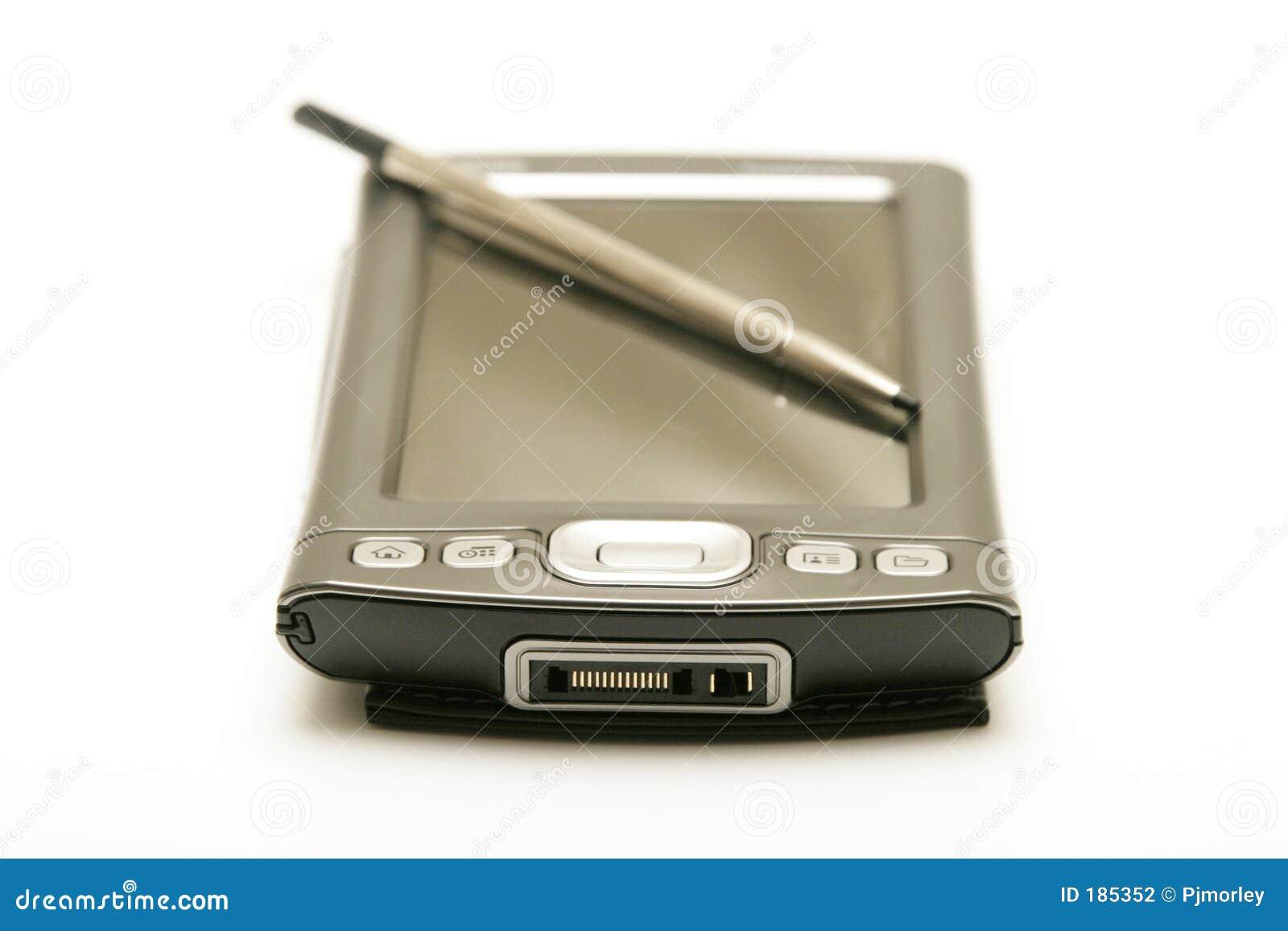 PDA y pluma