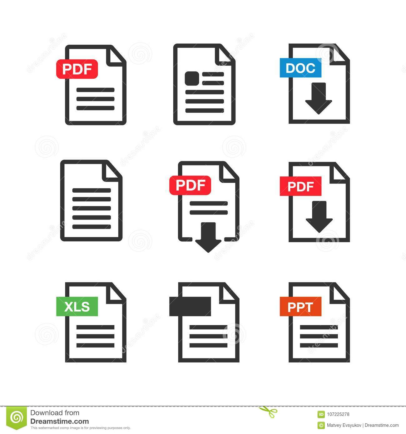 Pdf File Download Icon Document Text Symbol Web Format: PDF File Download Icon. Document Text, Symbol Web