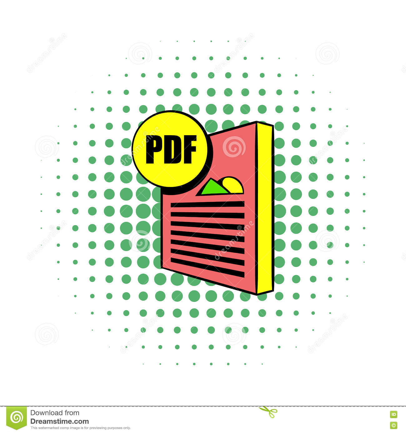 definition of computer pdf file
