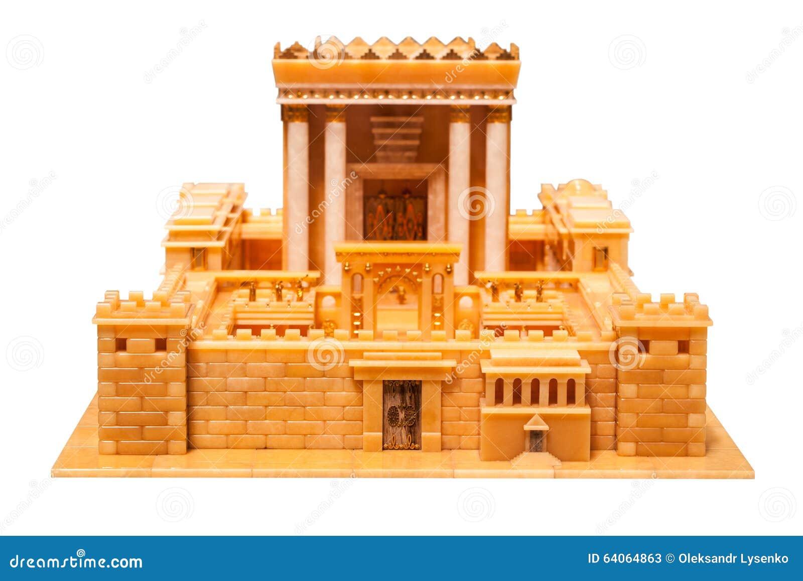 Peça do templo de Herod