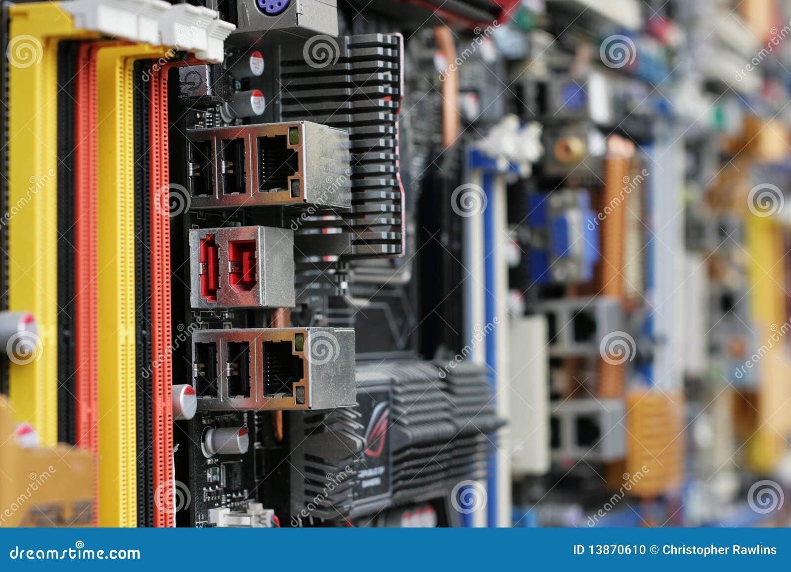 Peças do computador