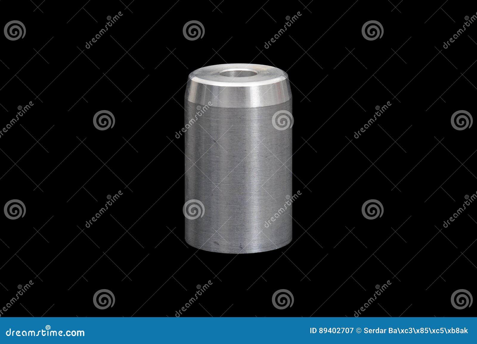 Peças industriais de alumínio