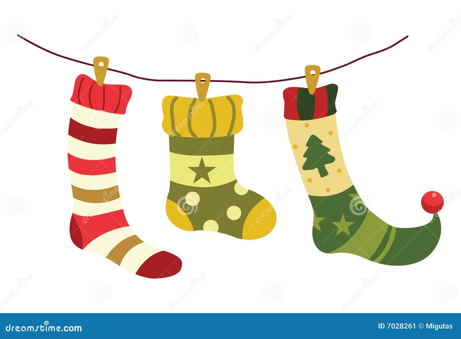 Peúgas do Natal
