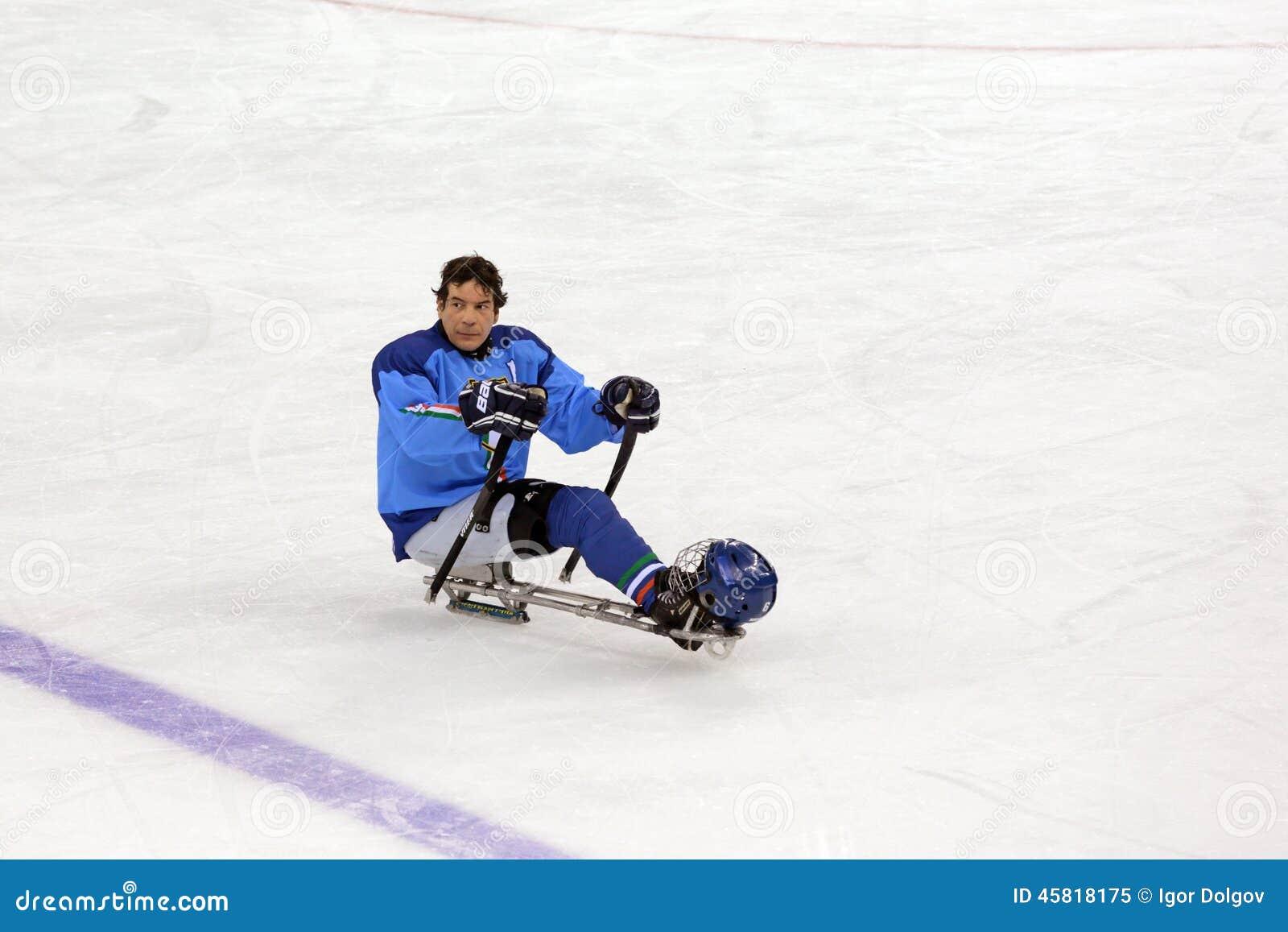 Pełnozamachowy hokej