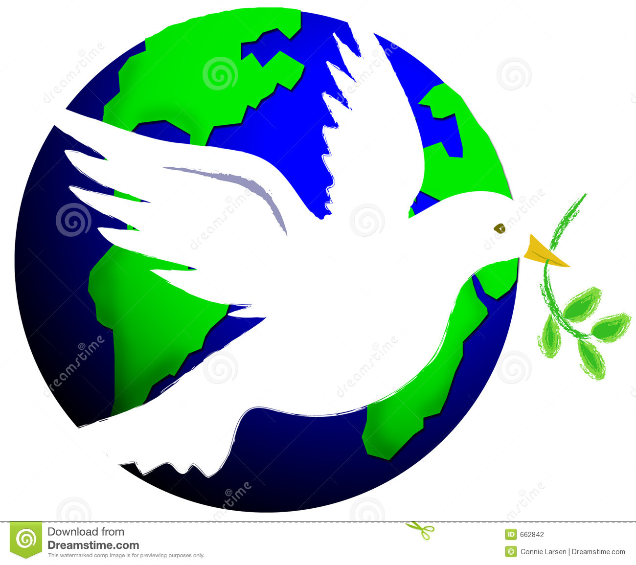 peace on earth stock photography image 662842 Doves and Bible Clip Art free dove images clip art