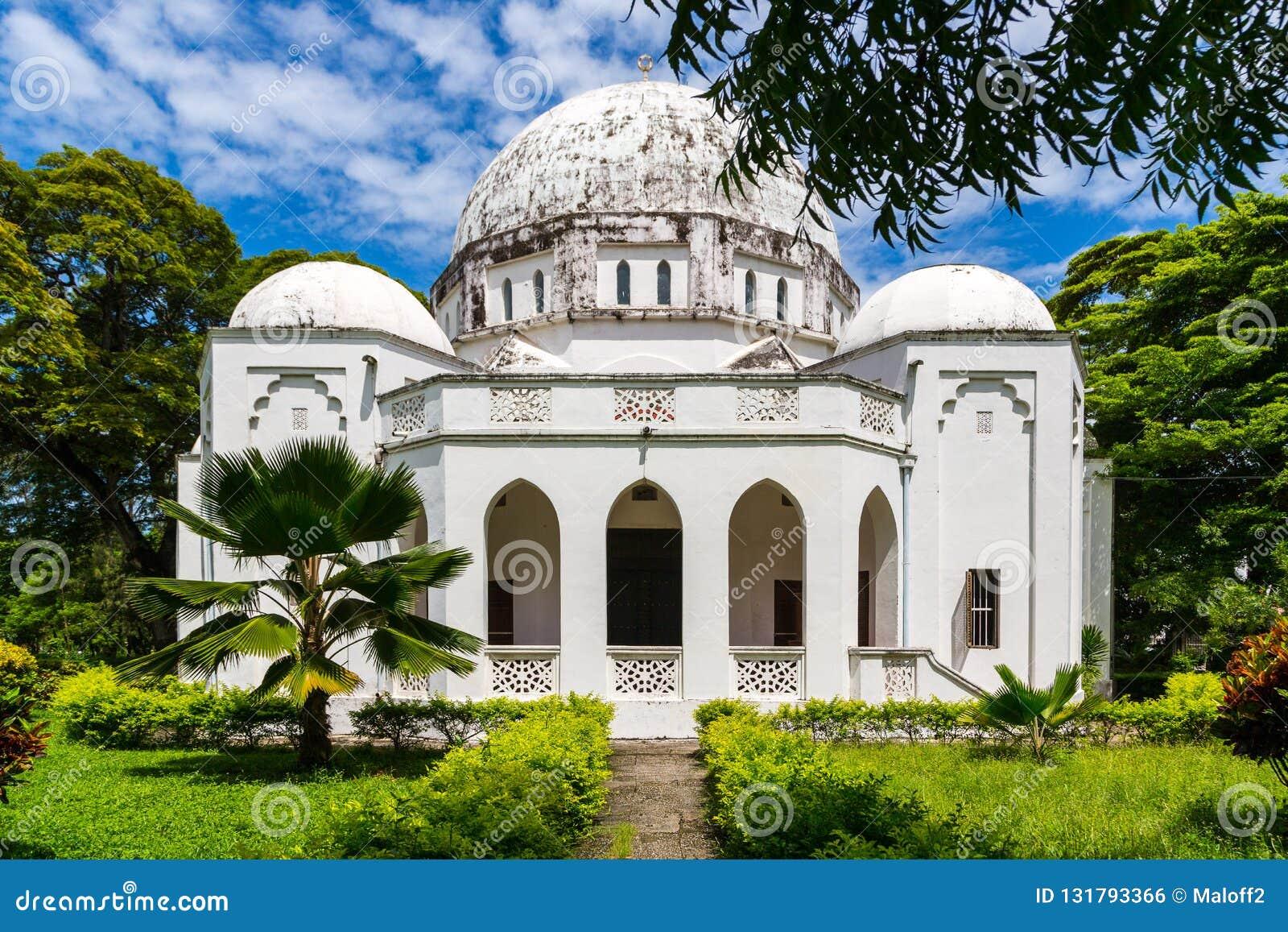 Peace Memorial Museum Beit el Amani. Benjamin Mkapa road, Stone Town, Zanzibar City, Unguja island, Tanzania.