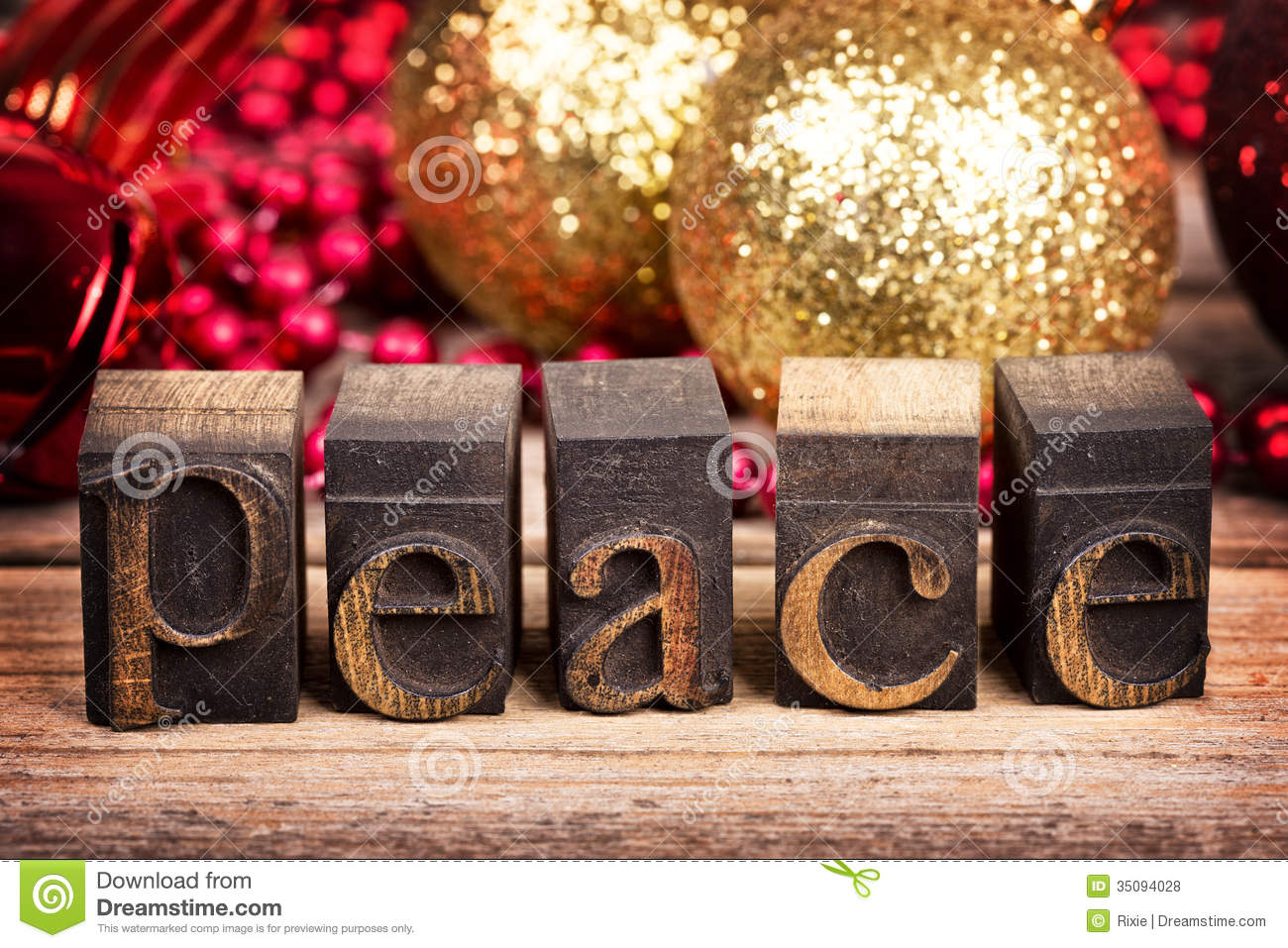 Peace Message Royalty Free Stock Photos Image 35094028