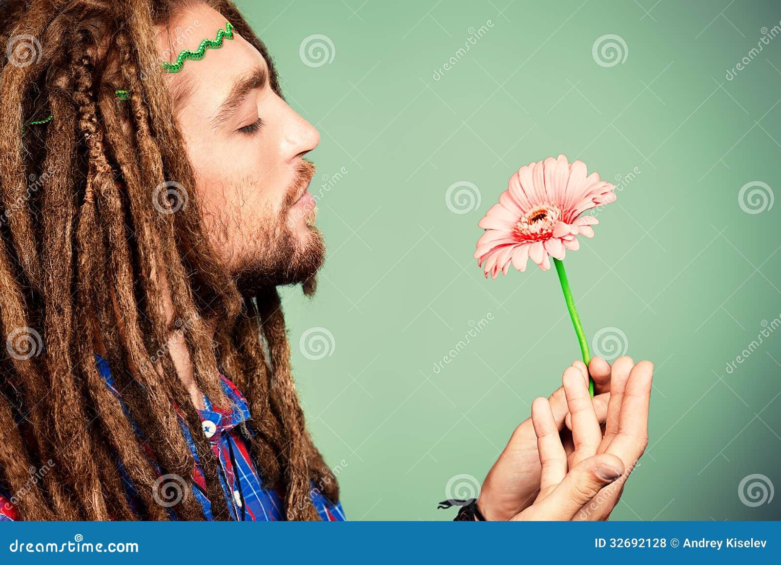 Peace Simbol Stock Photo Image Of Caucasian Fashion