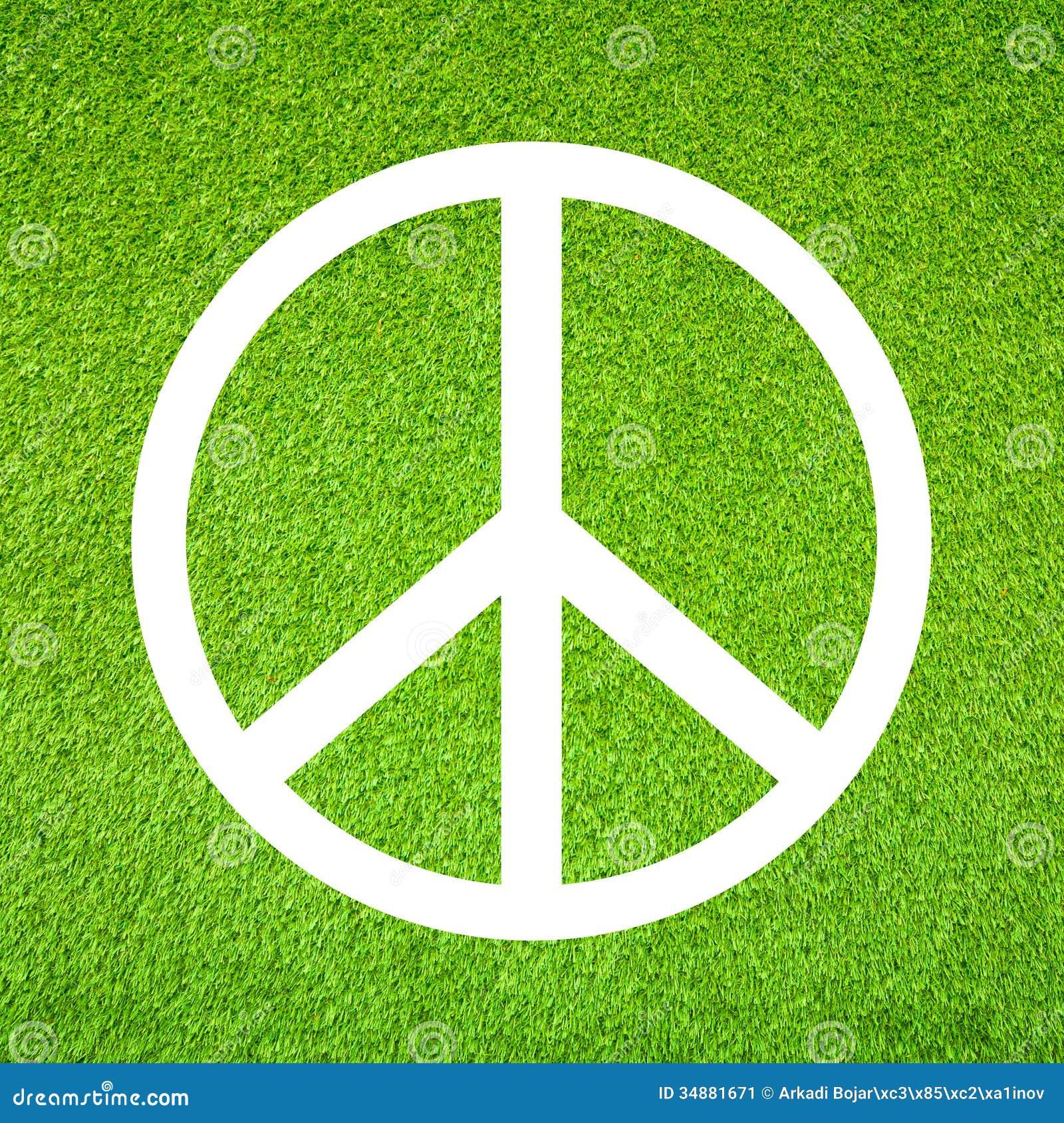 peace a symbol