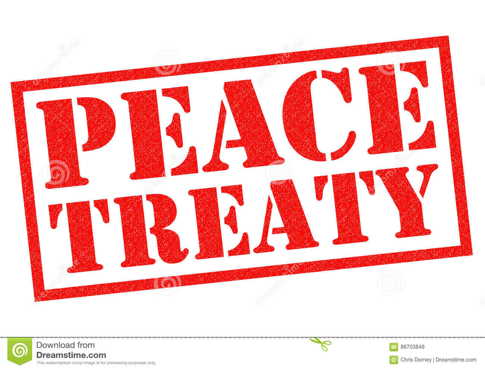 Hasil gambar untuk peace treaty