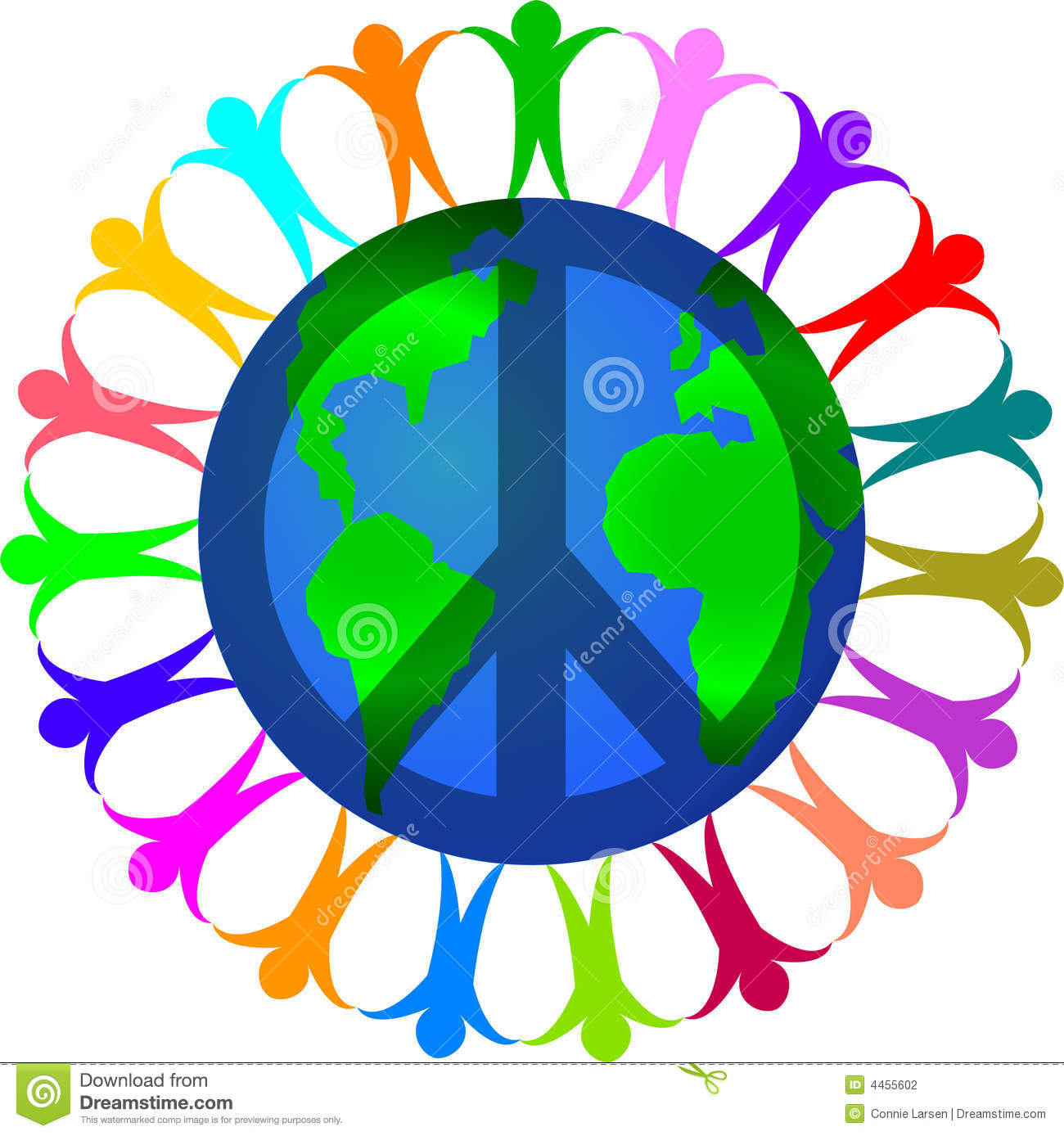Peace in multicultural society