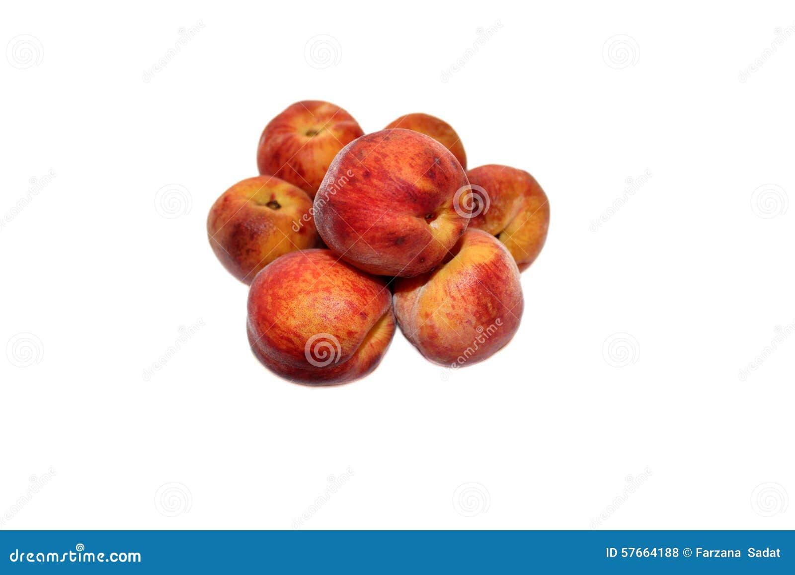 Peach świeże