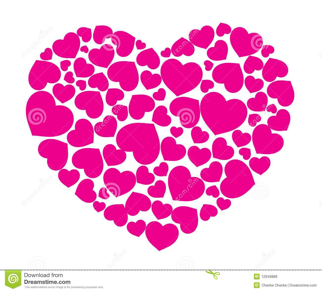 heart collage template valentine s day photo collage heart shaped