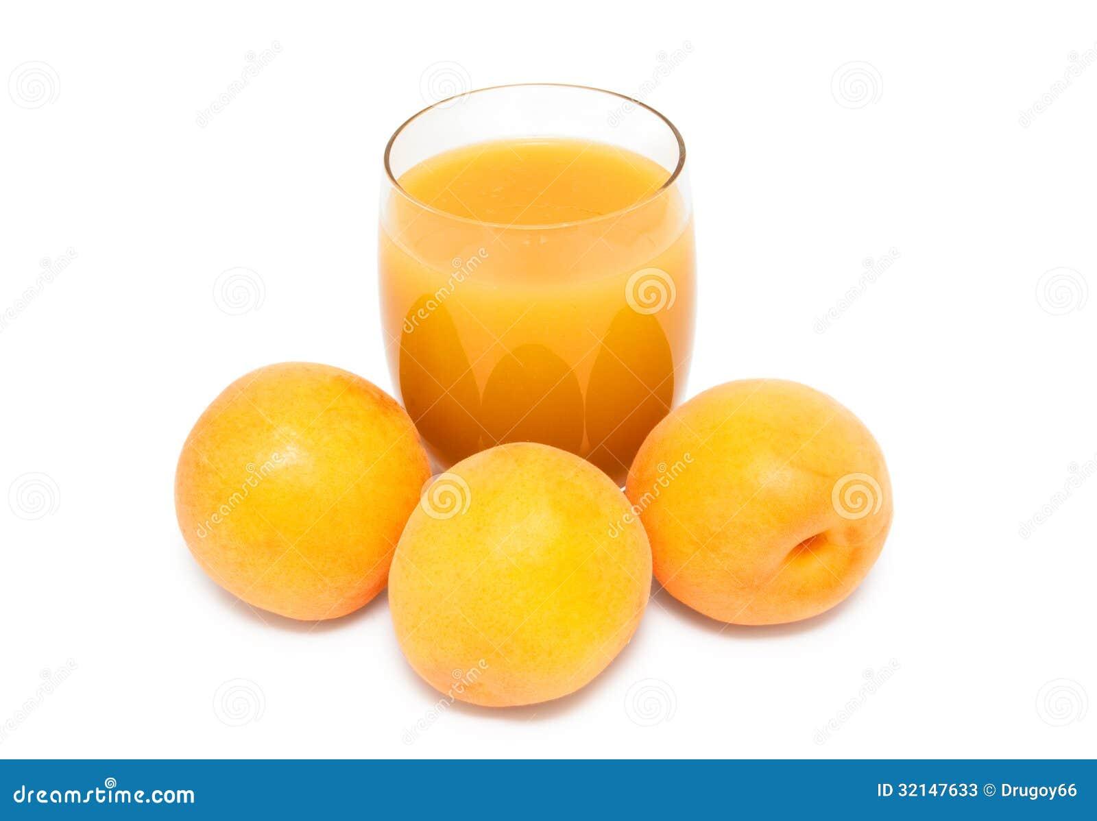 Peach Juice Stock Photos - Image: 32147633