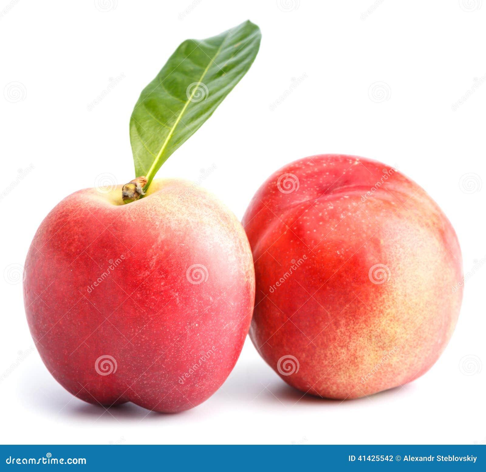 Peach ripe
