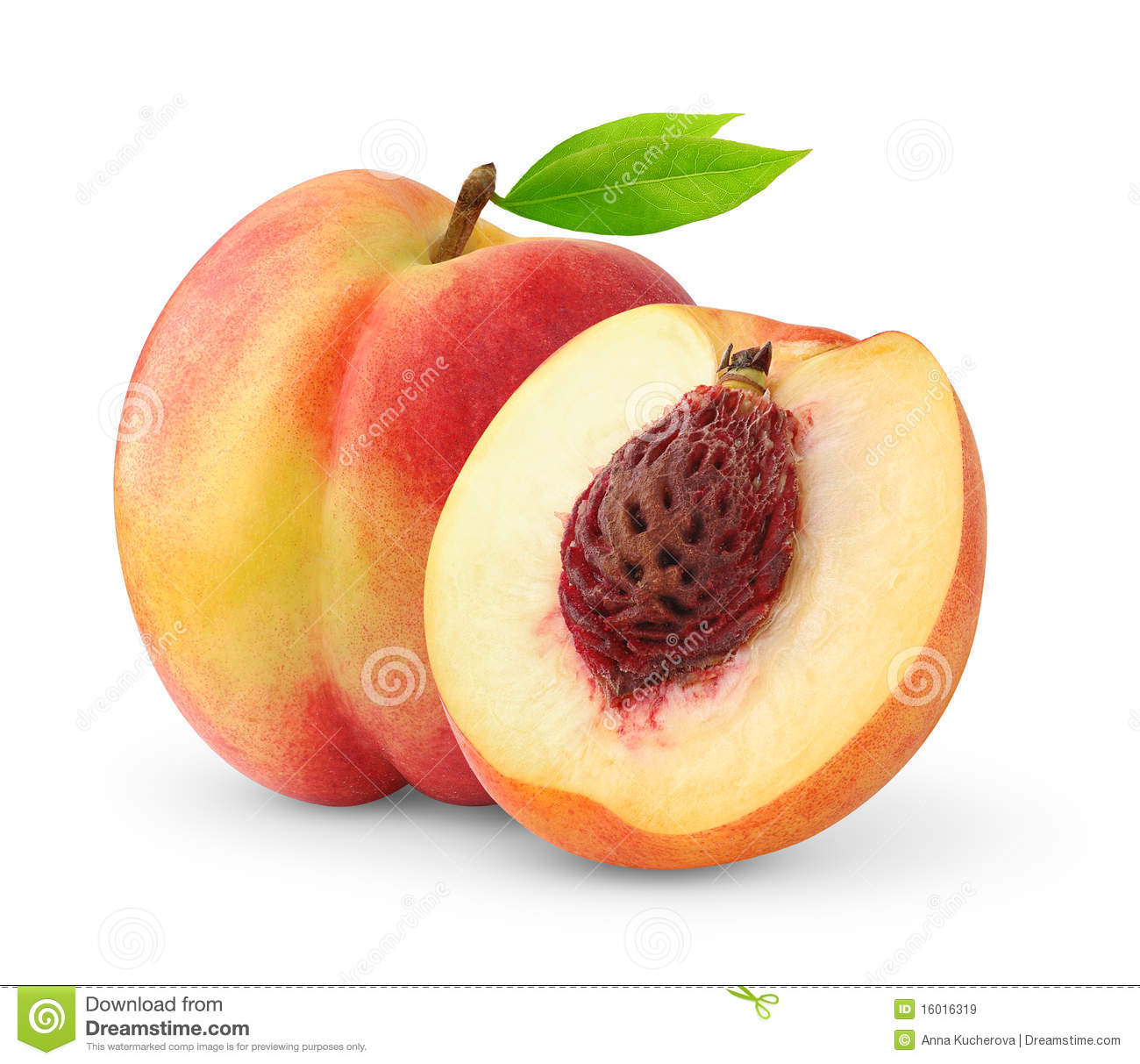 Peaches Royalty Free Stock Images - Image: 16016319
