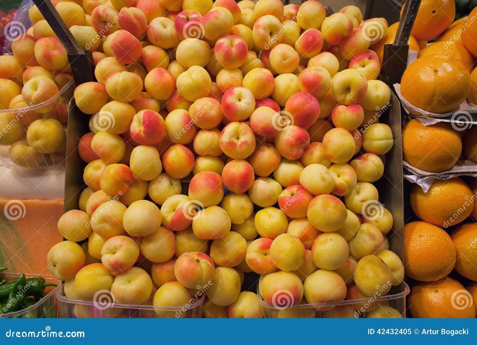 Peaches Stall