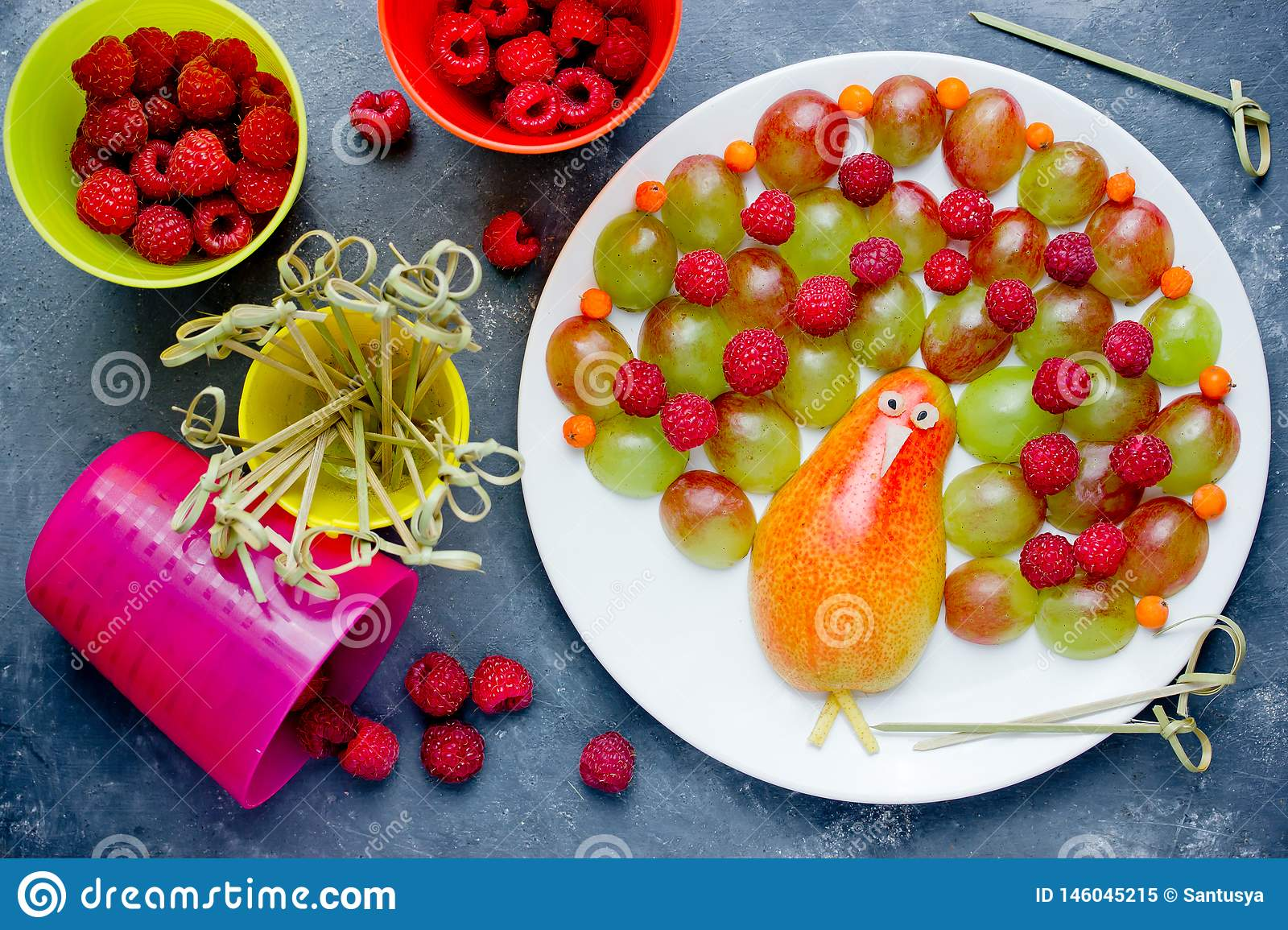 4 573 Fruit Kids Plate Photos Free Royalty Free Stock Photos From Dreamstime