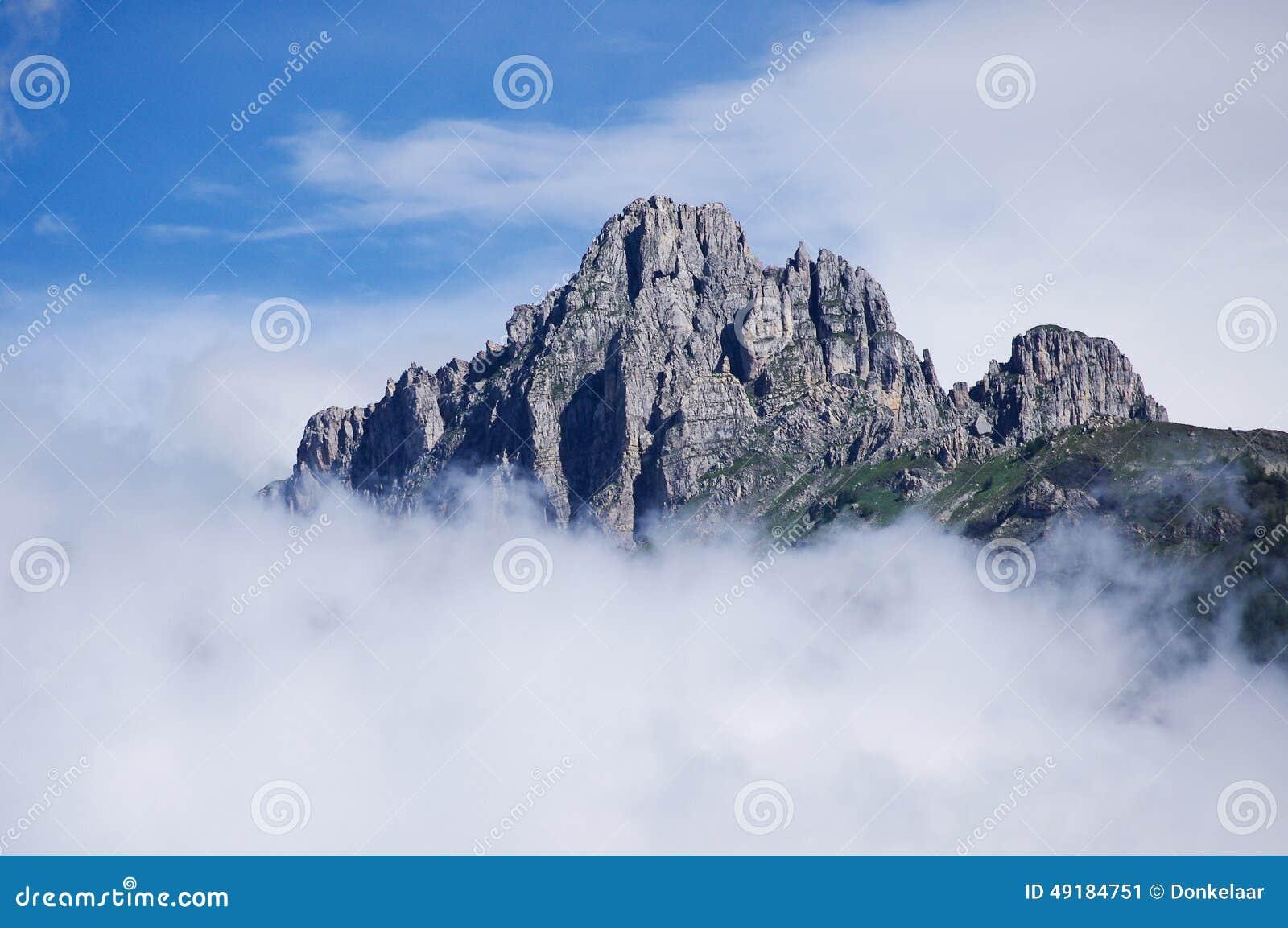 Peak of Chabrieres