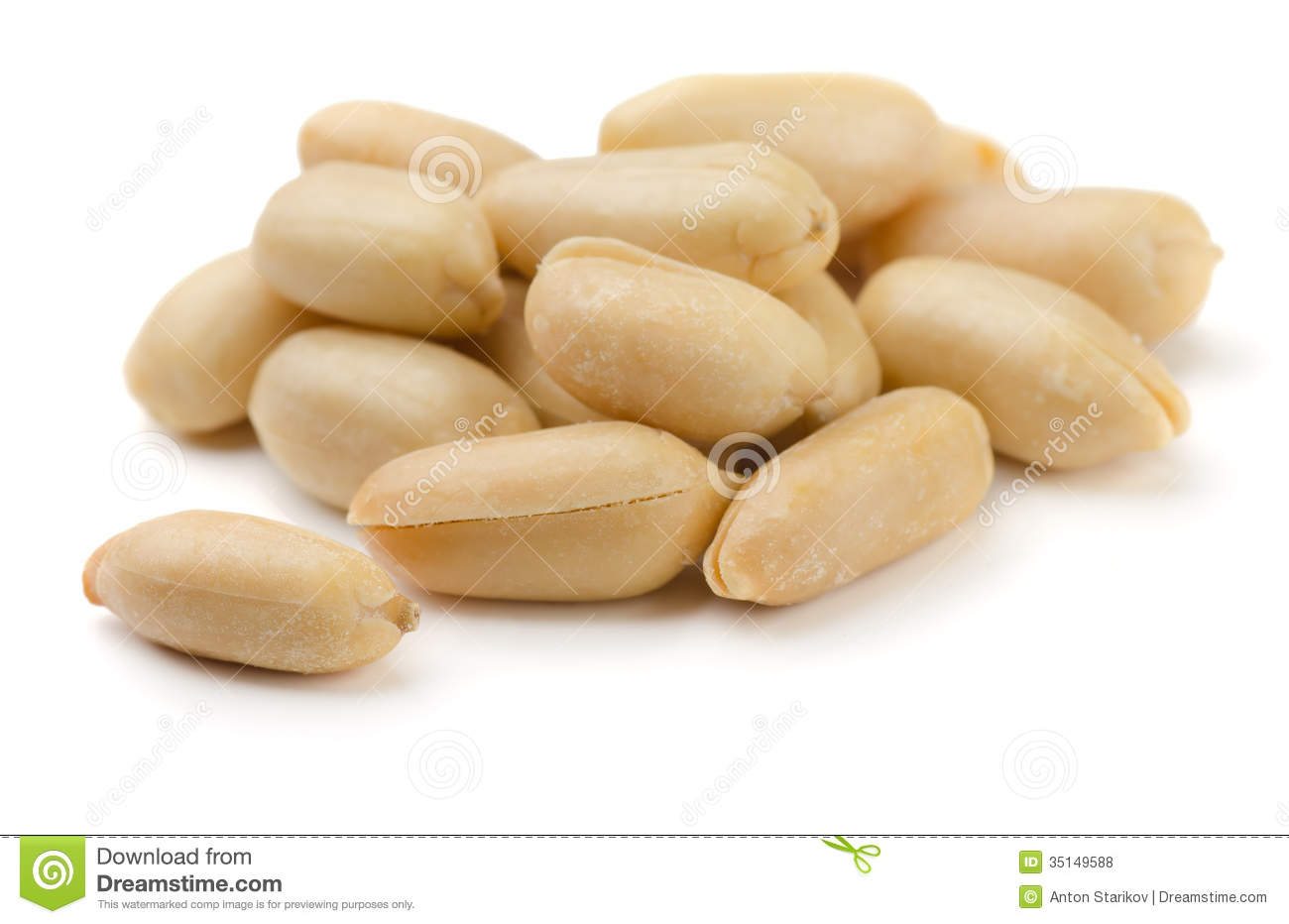 how to prepare salted peanuts