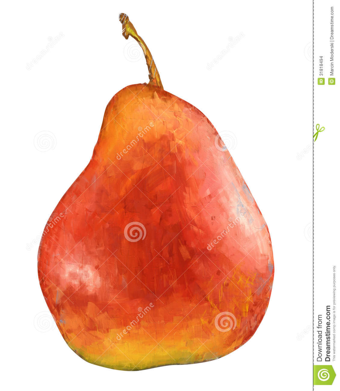 how to tell if a bosc pear is ripe