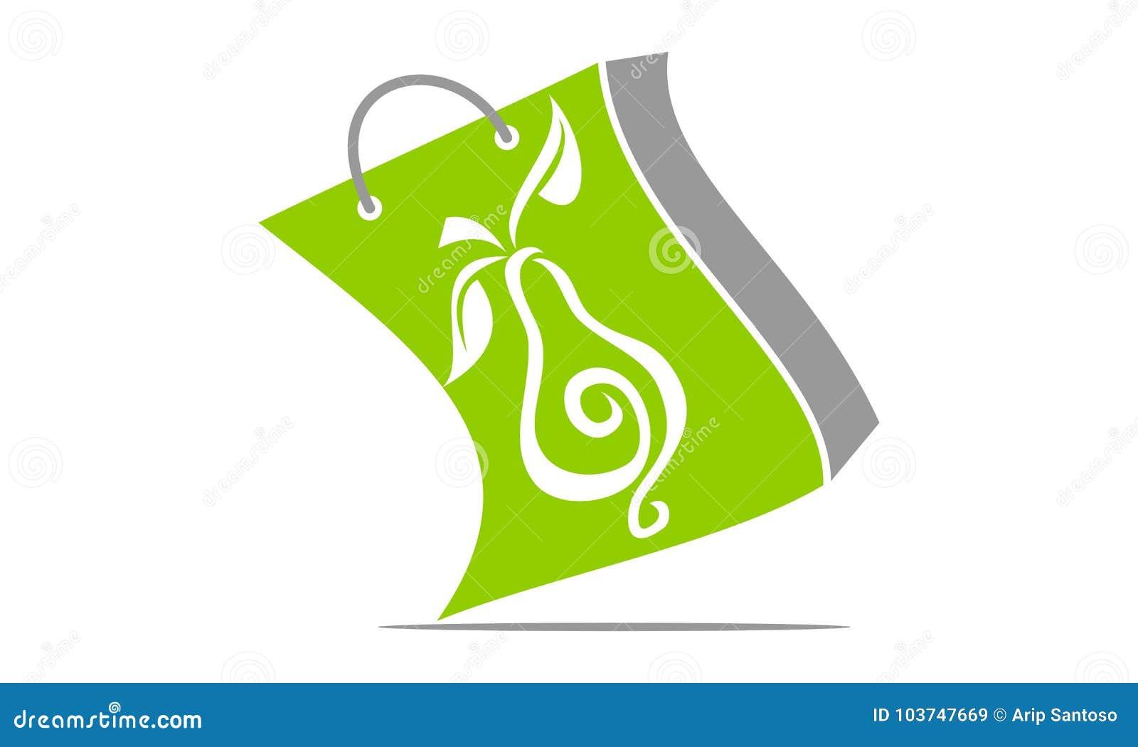 Pear Online Shop Stock Vector Illustration Of Market 103747669