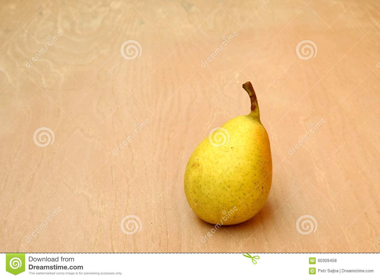 Download Pear stock photo. Image of pear, tasty, wooden, gourmet - 60309458