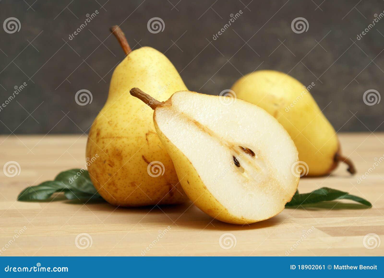 Pear Still Life Stock Image - Image: 18902061