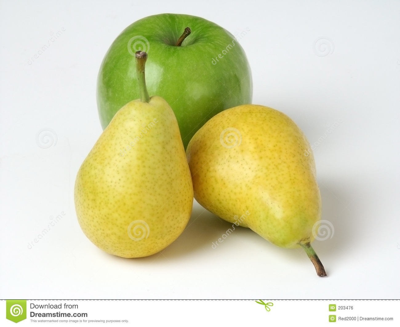 Pears & Apple