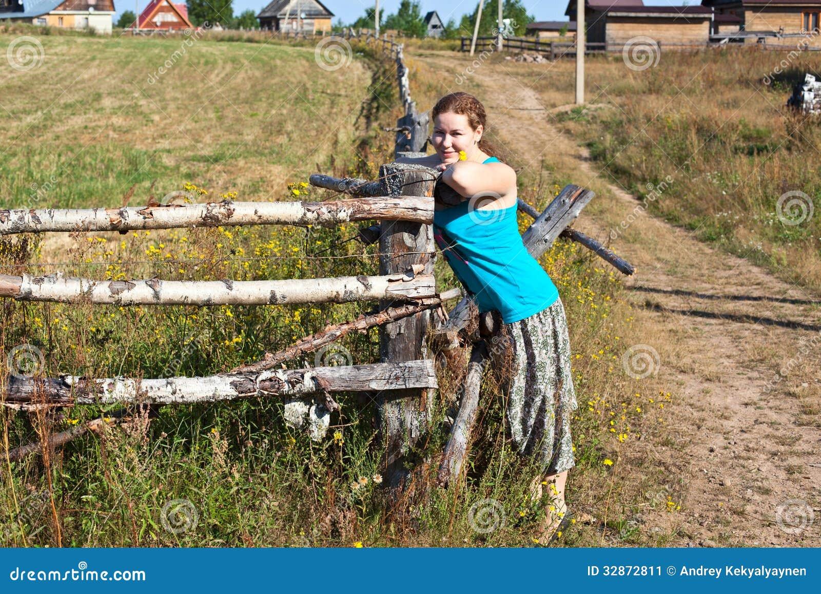 Фото женщин из деревень и сел 8 фотография