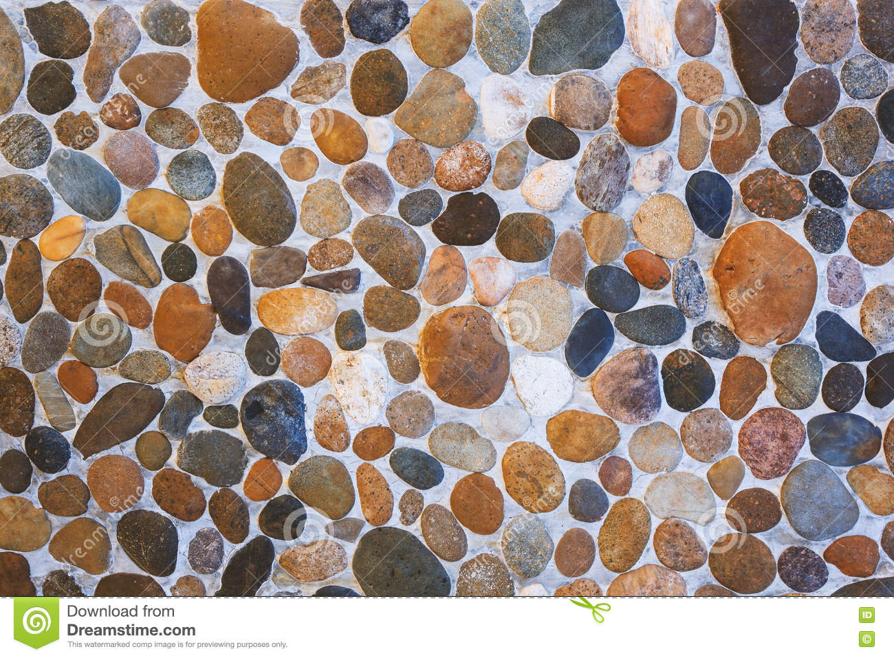 Background Floor Pebble Stone Texture ...