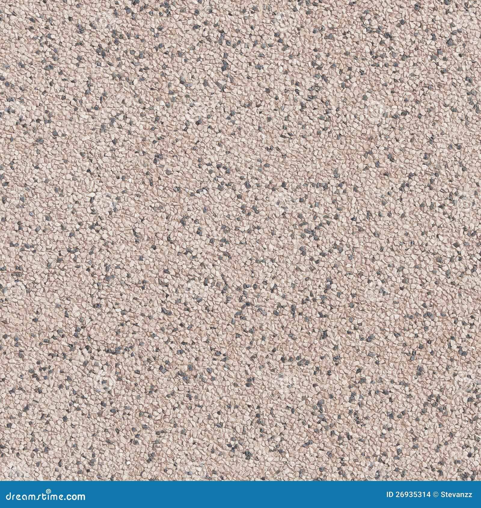 Pebble stone tile surface background.